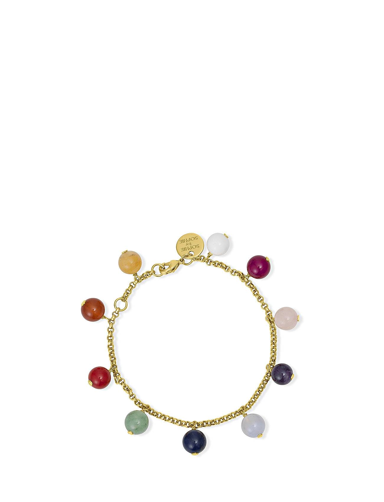 SOPHIE by SOPHIE Childhood Bracelet Accessories Jewellery Bracelets Chain Bracelets Kulta SOPHIE By SOPHIE