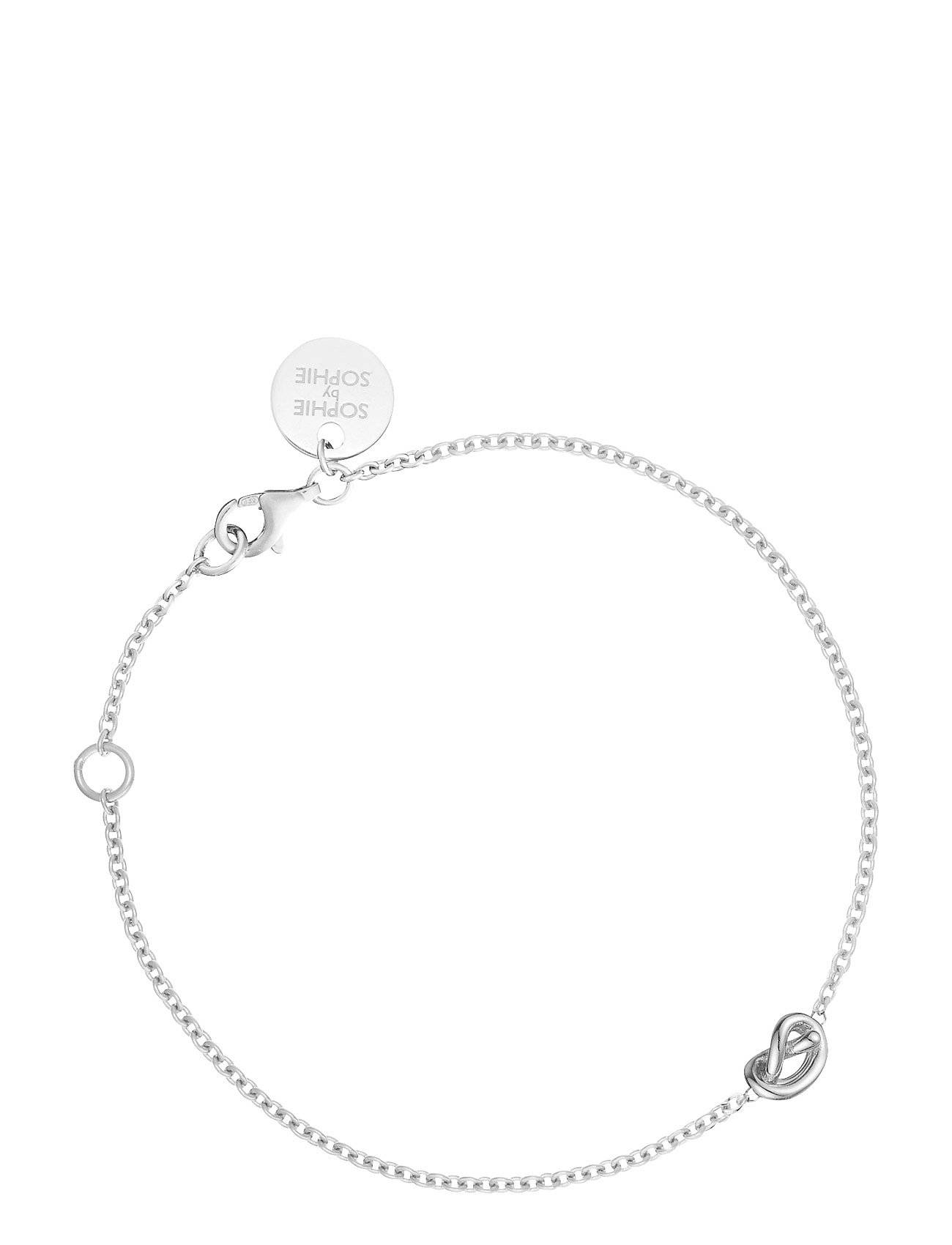 SOPHIE by SOPHIE Knot Bracelet Accessories Jewellery Bracelets Chain Bracelets Hopea SOPHIE By SOPHIE