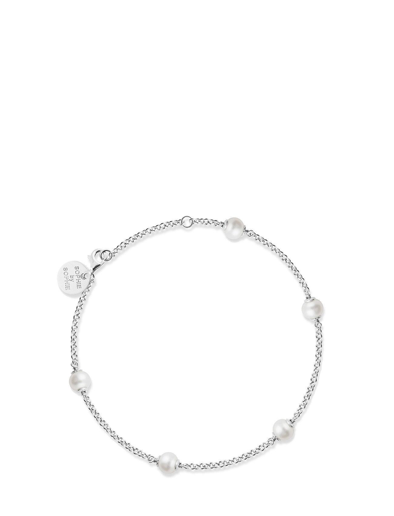 SOPHIE by SOPHIE Funky Pearl Bracelet Accessories Jewellery Bracelets Chain Bracelets Hopea SOPHIE By SOPHIE