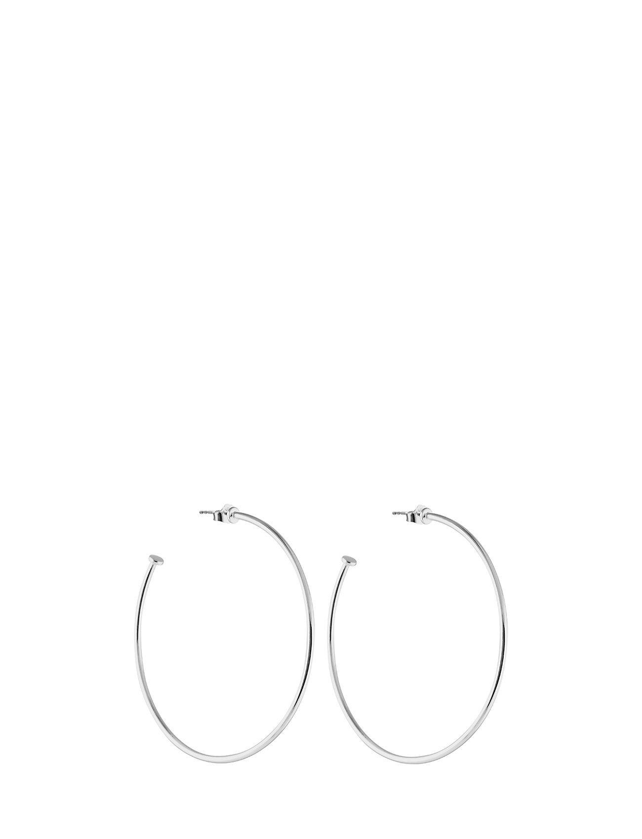 SOPHIE by SOPHIE Hoops Plate Large Accessories Jewellery Earrings Studs Hopea SOPHIE By SOPHIE