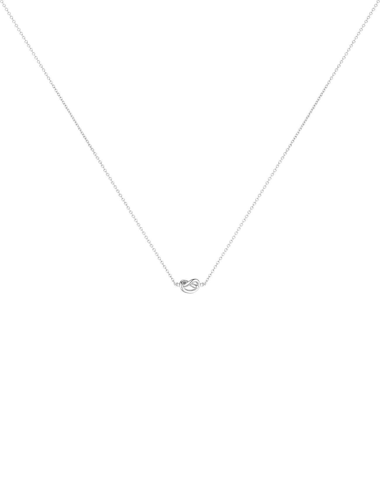SOPHIE by SOPHIE Knot Necklace Accessories Jewellery Necklaces Dainty Necklaces Hopea SOPHIE By SOPHIE