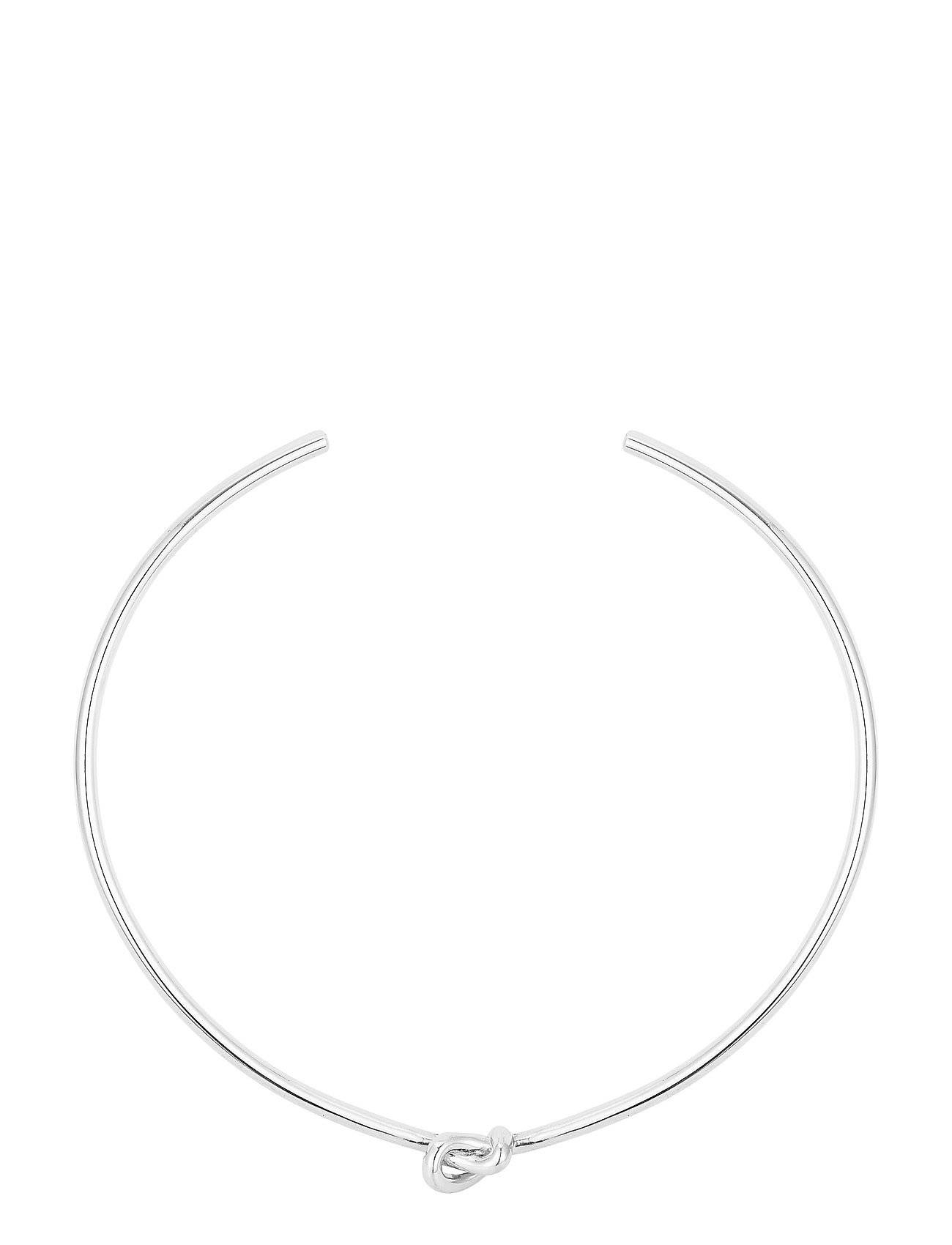 SOPHIE by SOPHIE Knot Choker Accessories Jewellery Necklaces Dainty Necklaces Hopea SOPHIE By SOPHIE