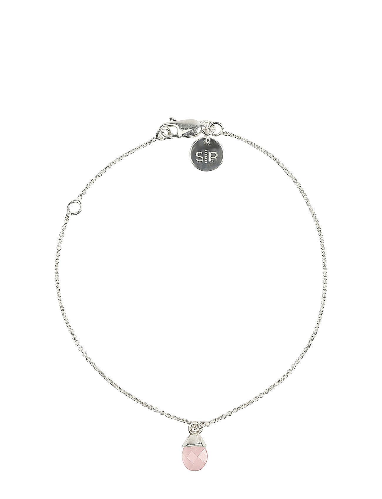 Syster P Mini Teardrop Bracelet Silver Accessories Jewellery Bracelets Chain Bracelets Hopea Syster P