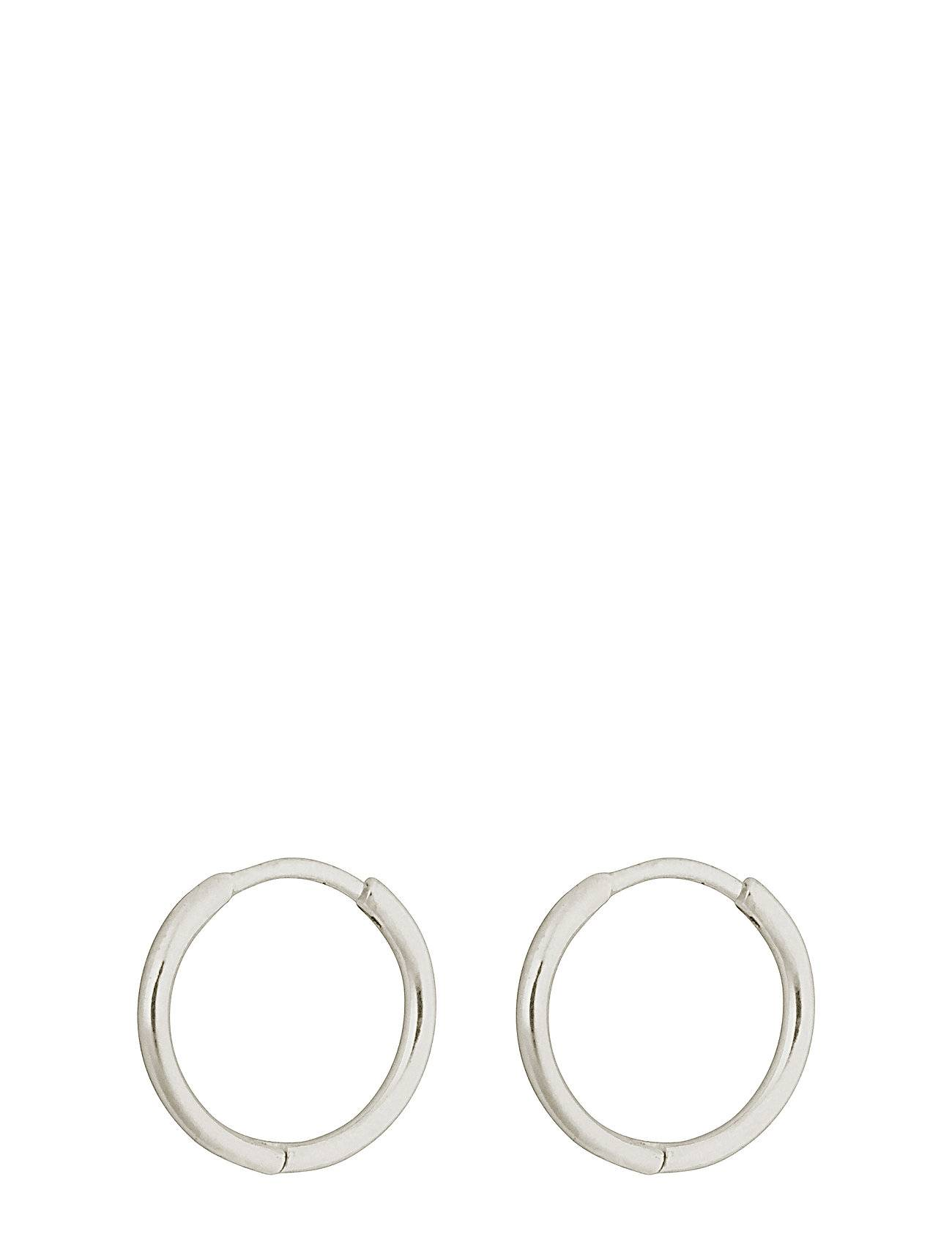 Syster P Beloved Small Hoops Silver Accessories Jewellery Earrings Hoops Hopea Syster P
