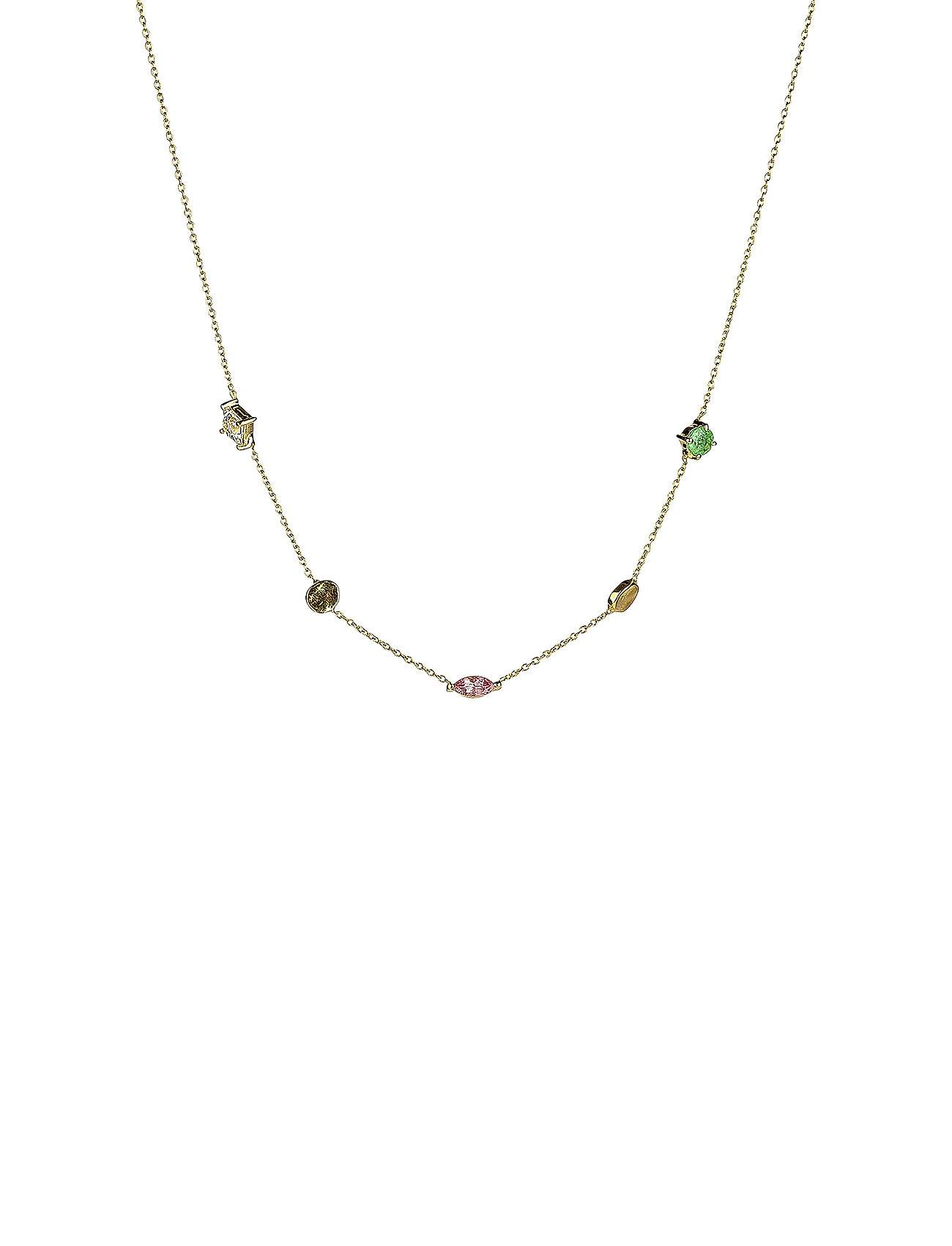 Syster P Divine Multi Necklace Gold Accessories Jewellery Necklaces Dainty Necklaces Kulta Syster P
