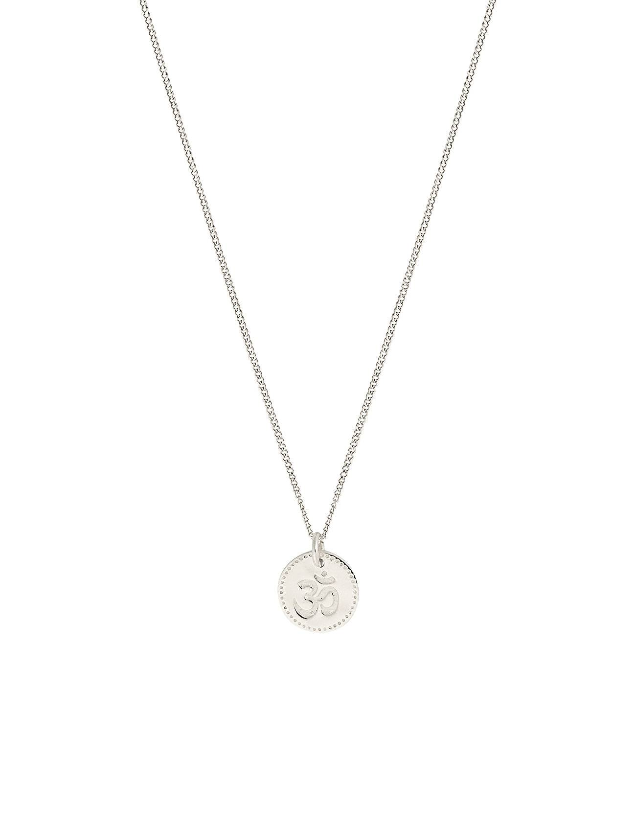 Syster P Karma Necklace Namaste Accessories Jewellery Necklaces Dainty Necklaces Hopea Syster P