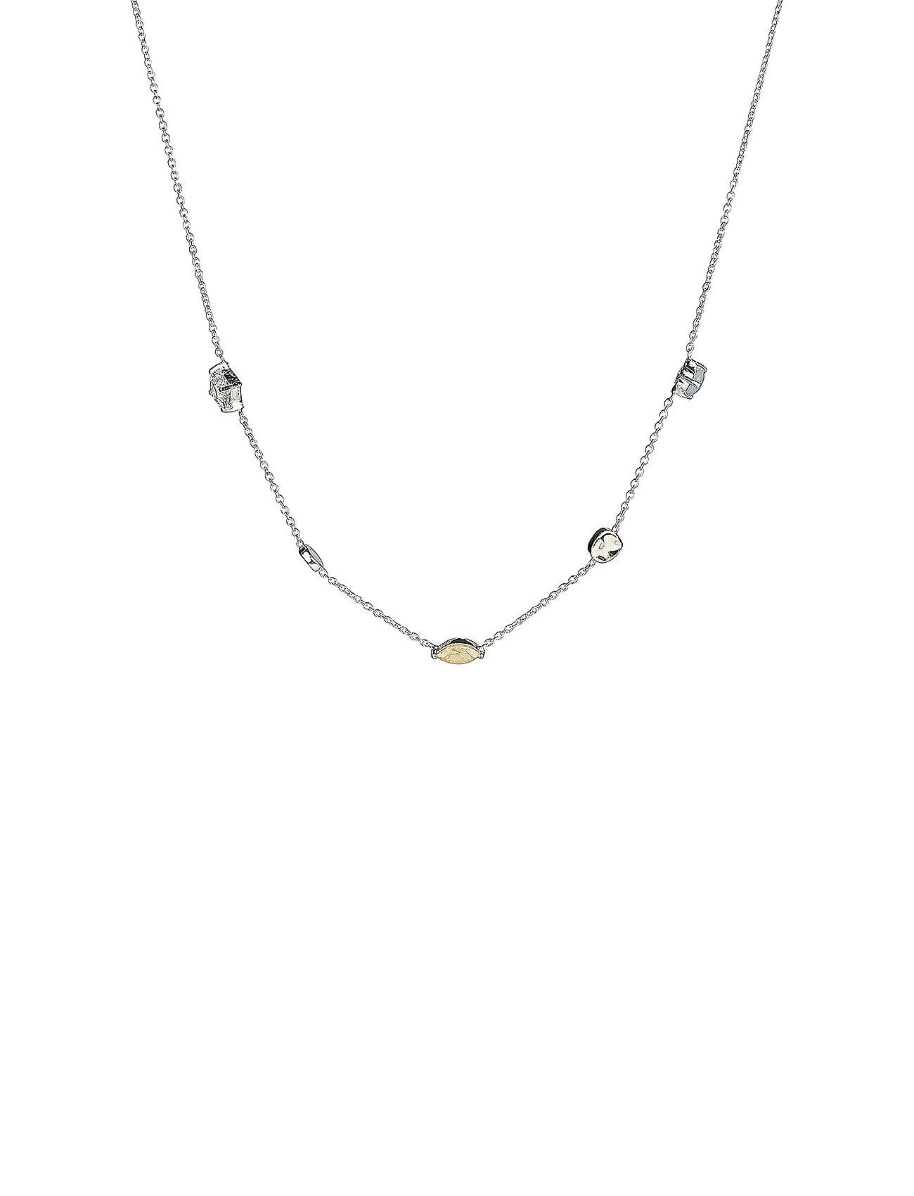 Syster P Divine Multi Necklace Silver Accessories Jewellery Necklaces Dainty Necklaces Hopea Syster P