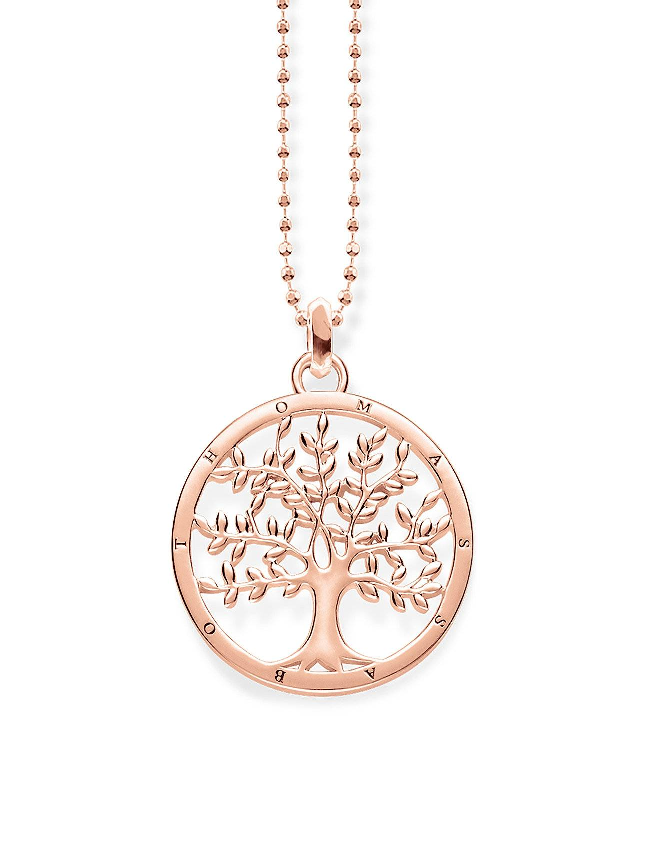 Thomas Sabo Necklace Tree Of Love Accessories Jewellery Necklaces Dainty Necklaces Kulta Thomas Sabo