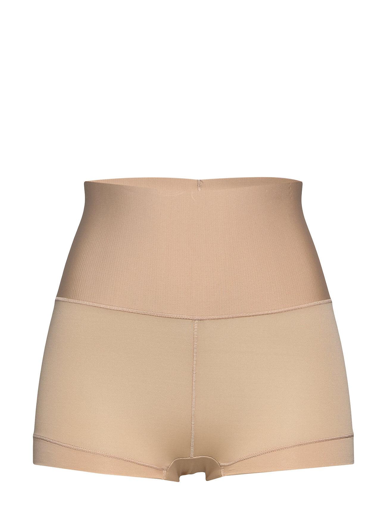 Maidenform Tame Your Tummy Missy Lingerie Shapewear Bottoms Beige Maidenform