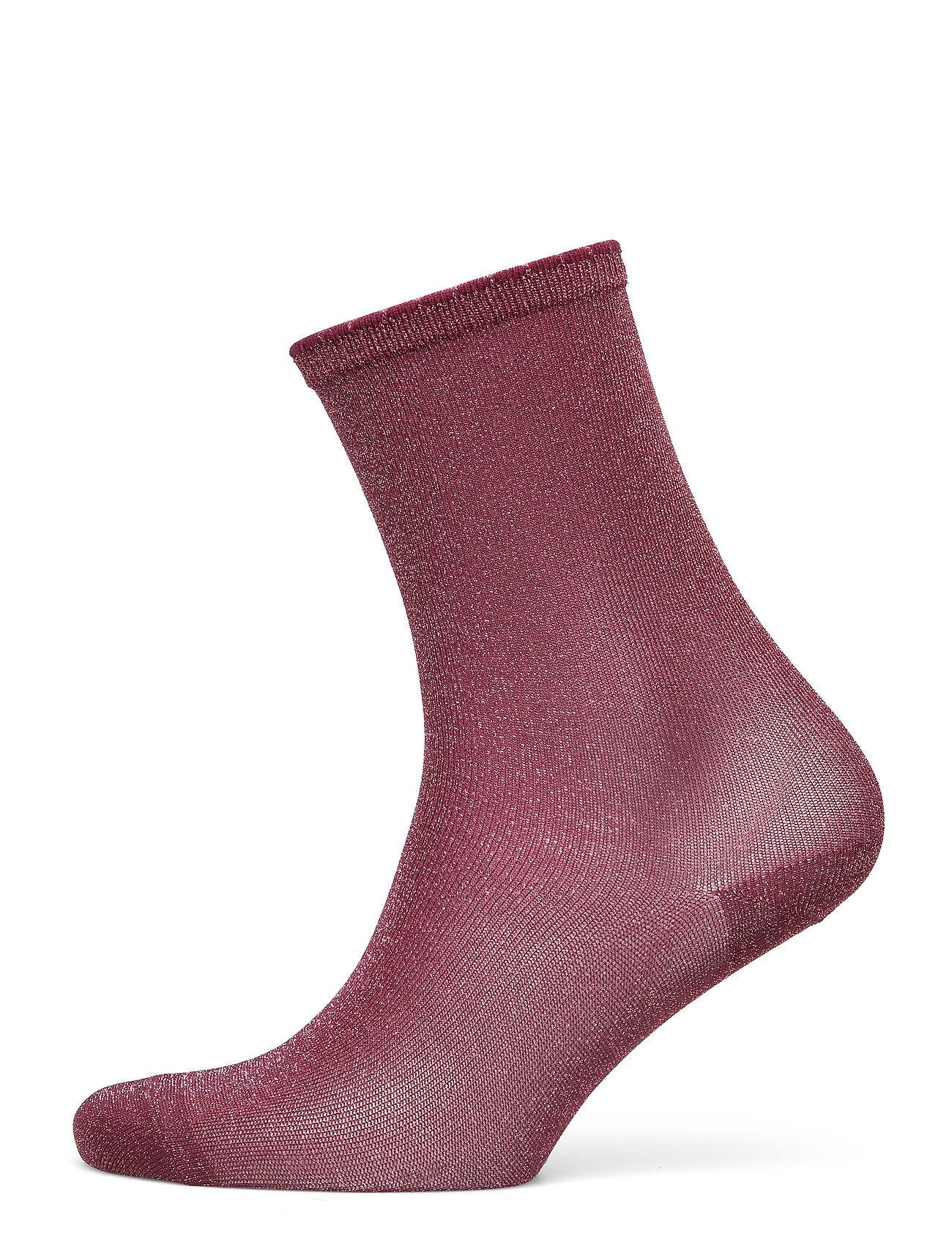 Noa Noa Hosiery Varrettomat Sukat Urheilusukat/Ankle Socks Punainen Noa Noa