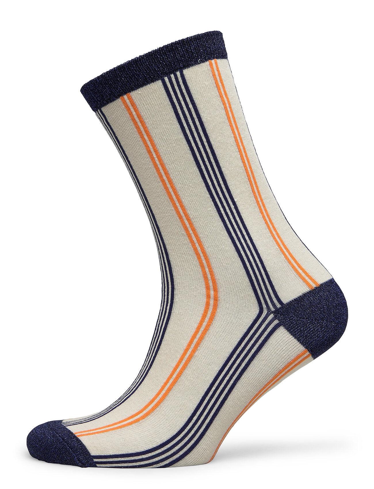 Selected Femme Slfvida Sock B Lingerie Hosiery Socks Harmaa Selected Femme