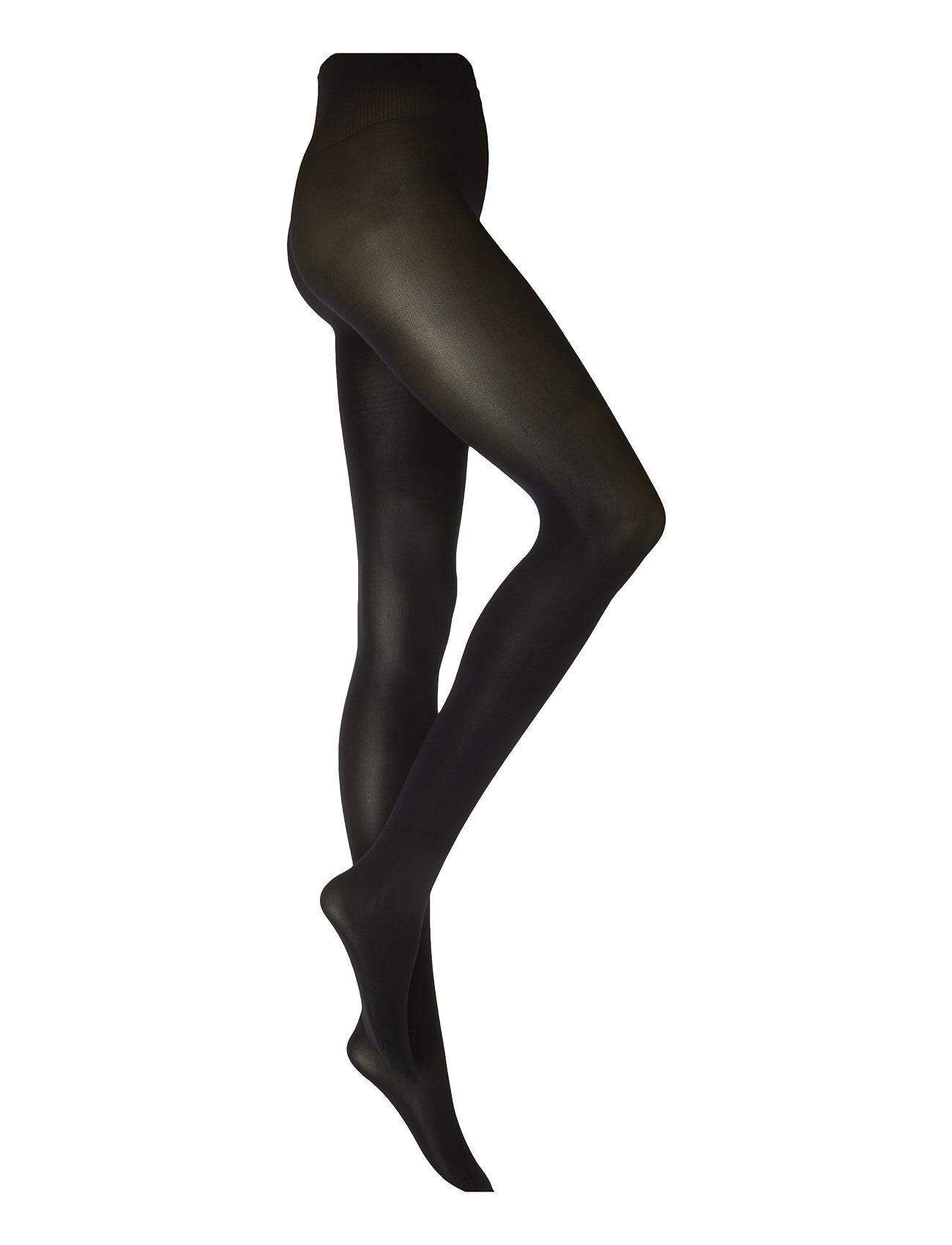 Swedish Stockings Olivia Premium Tights 60d Sukkahousut Musta Swedish Stockings