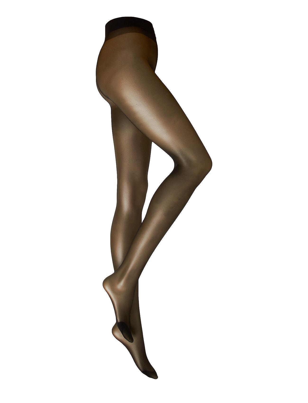 Swedish Stockings Elin Premium Tights 20d Sukkahousut Musta Swedish Stockings