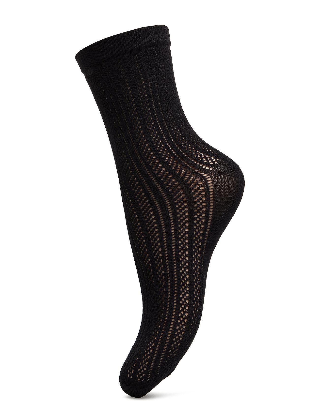 Swedish Stockings Irma Support Tights 30d Sukkahousut Musta Swedish Stockings