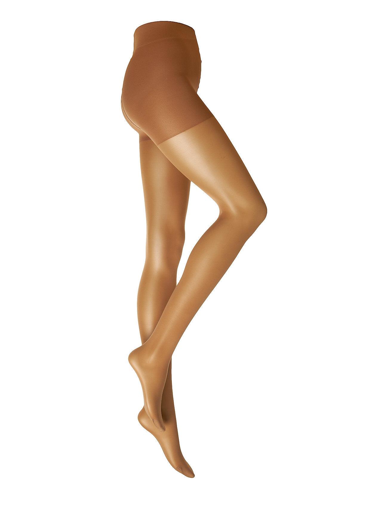 Swedish Stockings Irma Support Tights 30d Sukkahousut Beige Swedish Stockings