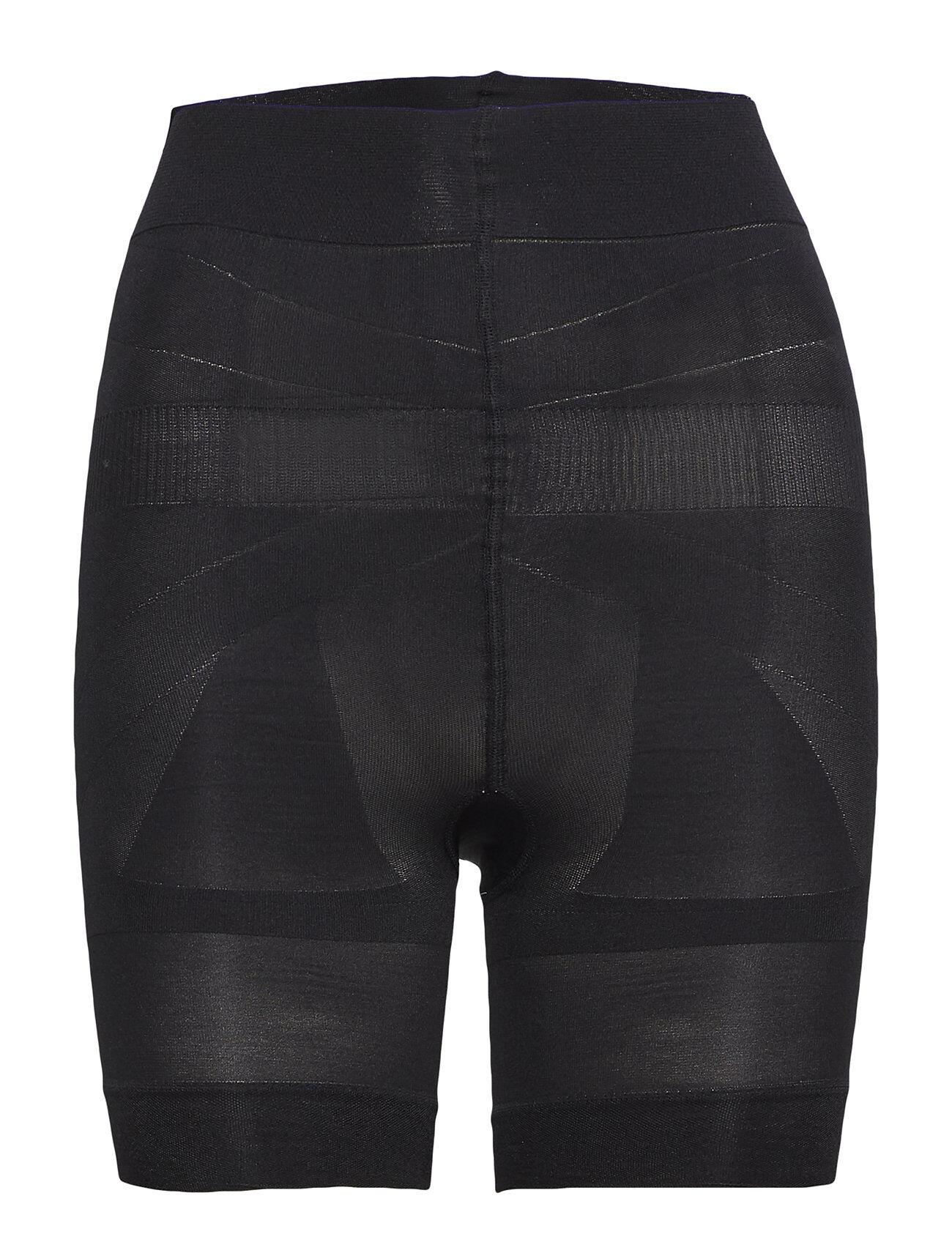 Swedish Stockings Julia Shaping Shorts Lingerie Shapewear Bottoms Musta Swedish Stockings
