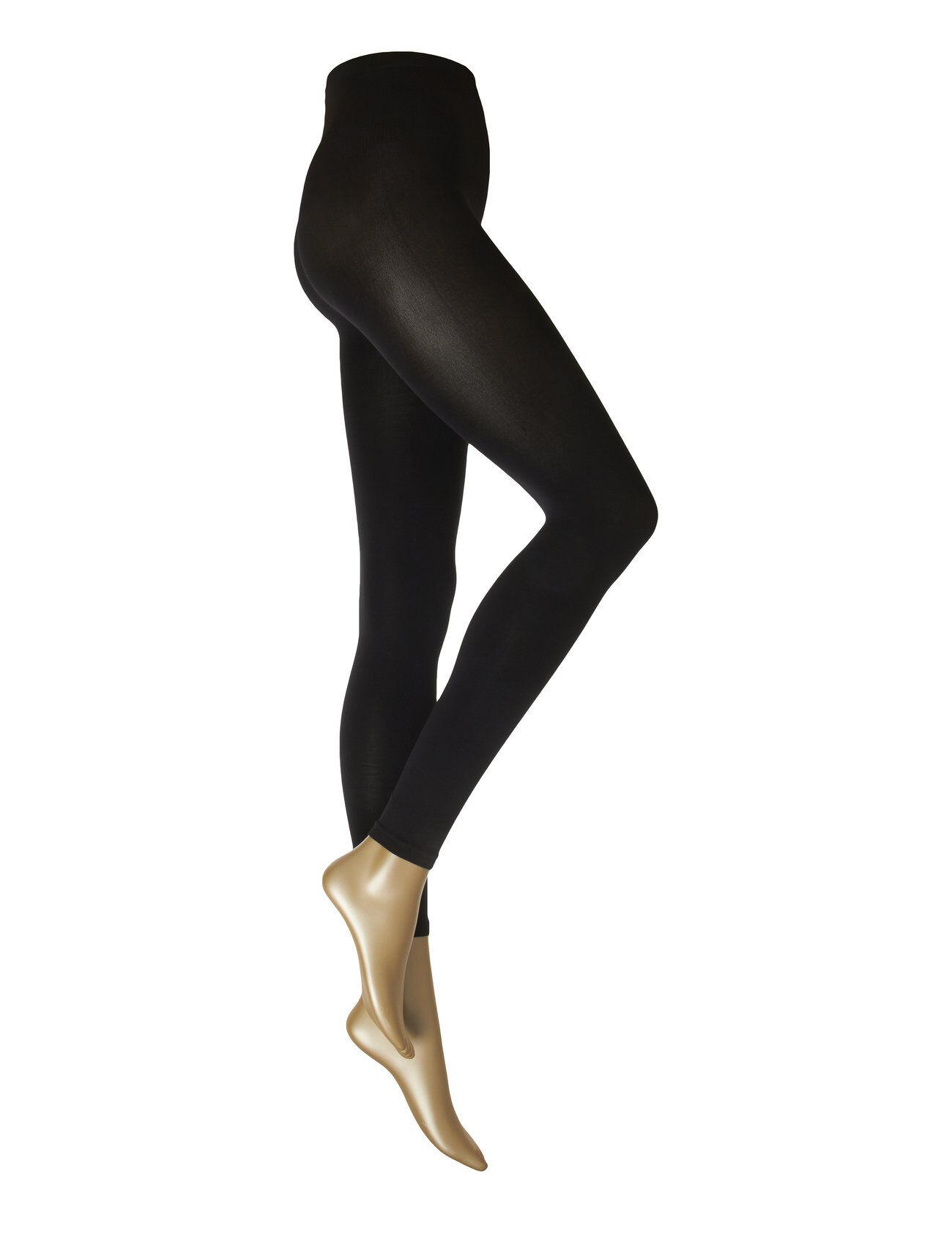 Swedish Stockings Lia Premium Leggings 100d Leggingsit Musta Swedish Stockings