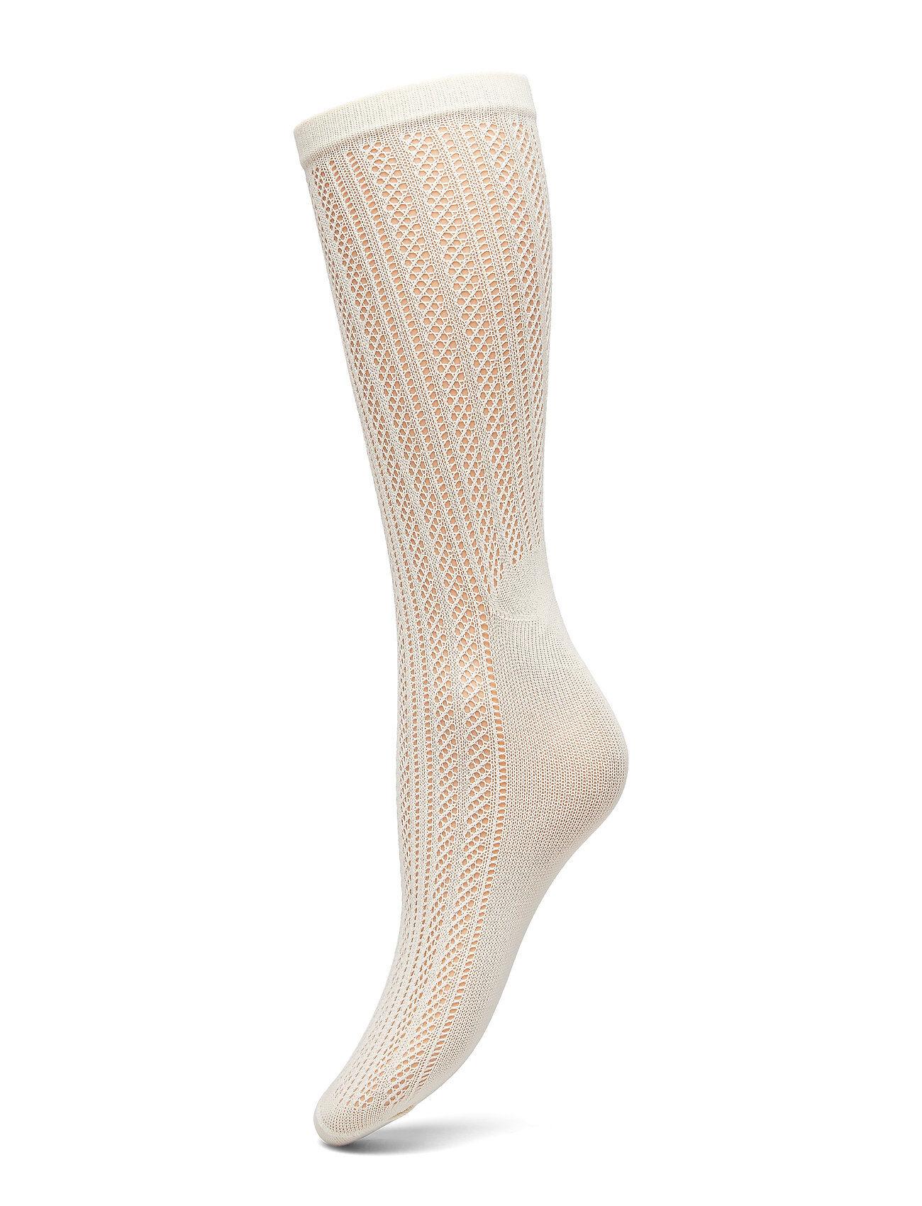 Swedish Stockings Klara Knit Sock Lingerie Hosiery Socks Kermanvärinen Swedish Stockings