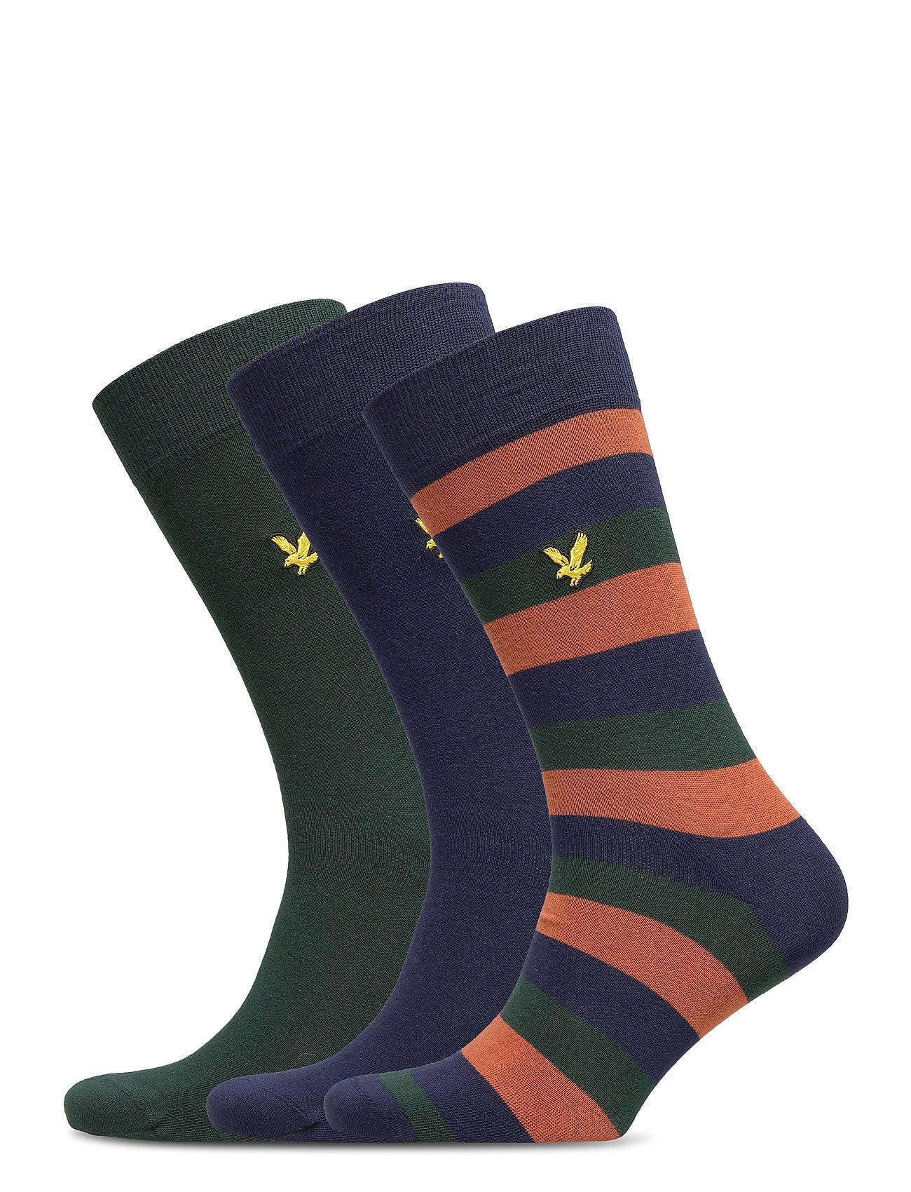 Scotty Underwear Socks Regular Socks Monivärinen/Kuvioitu Lyle & Scott