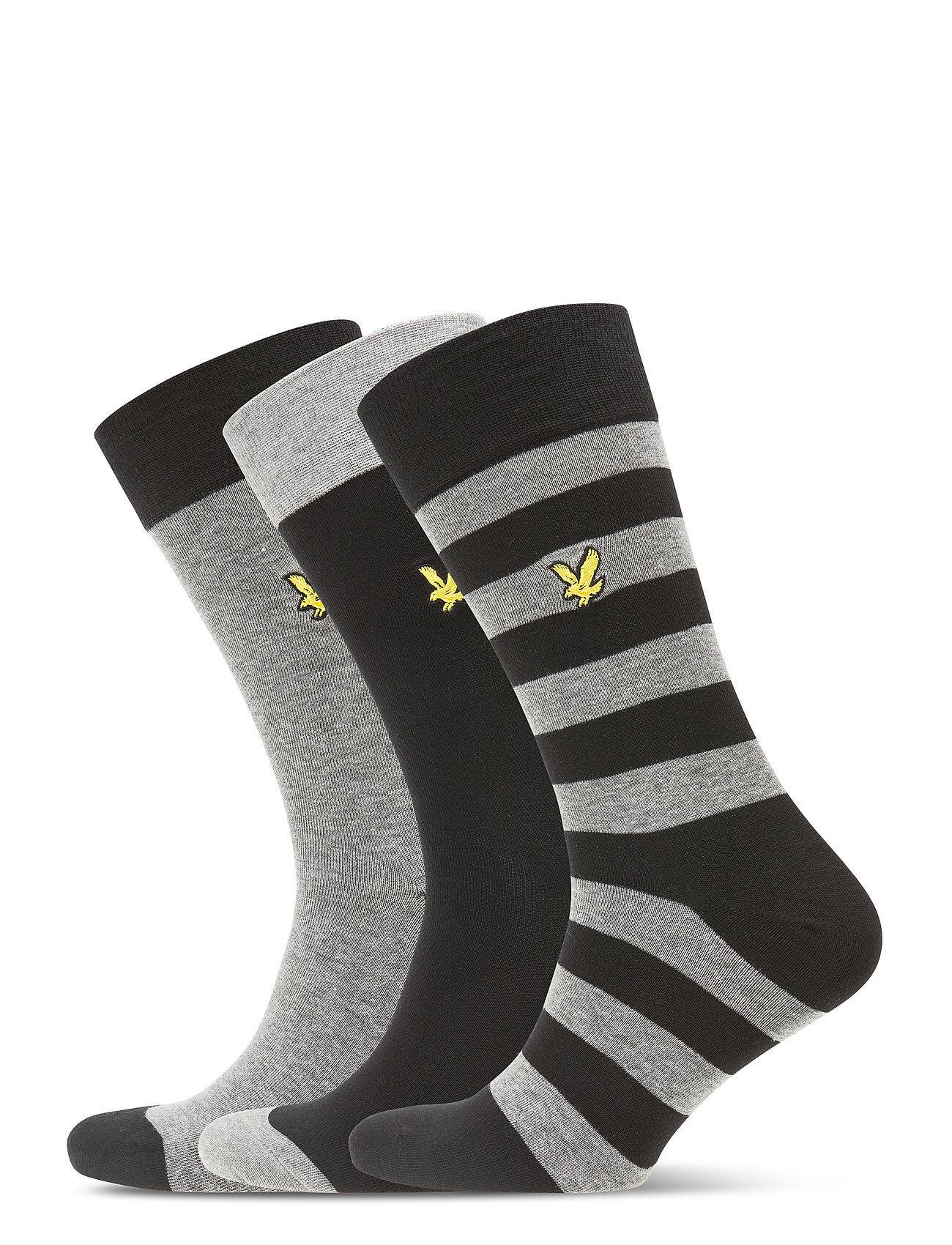 Scotty Underwear Socks Regular Socks Harmaa Lyle & Scott