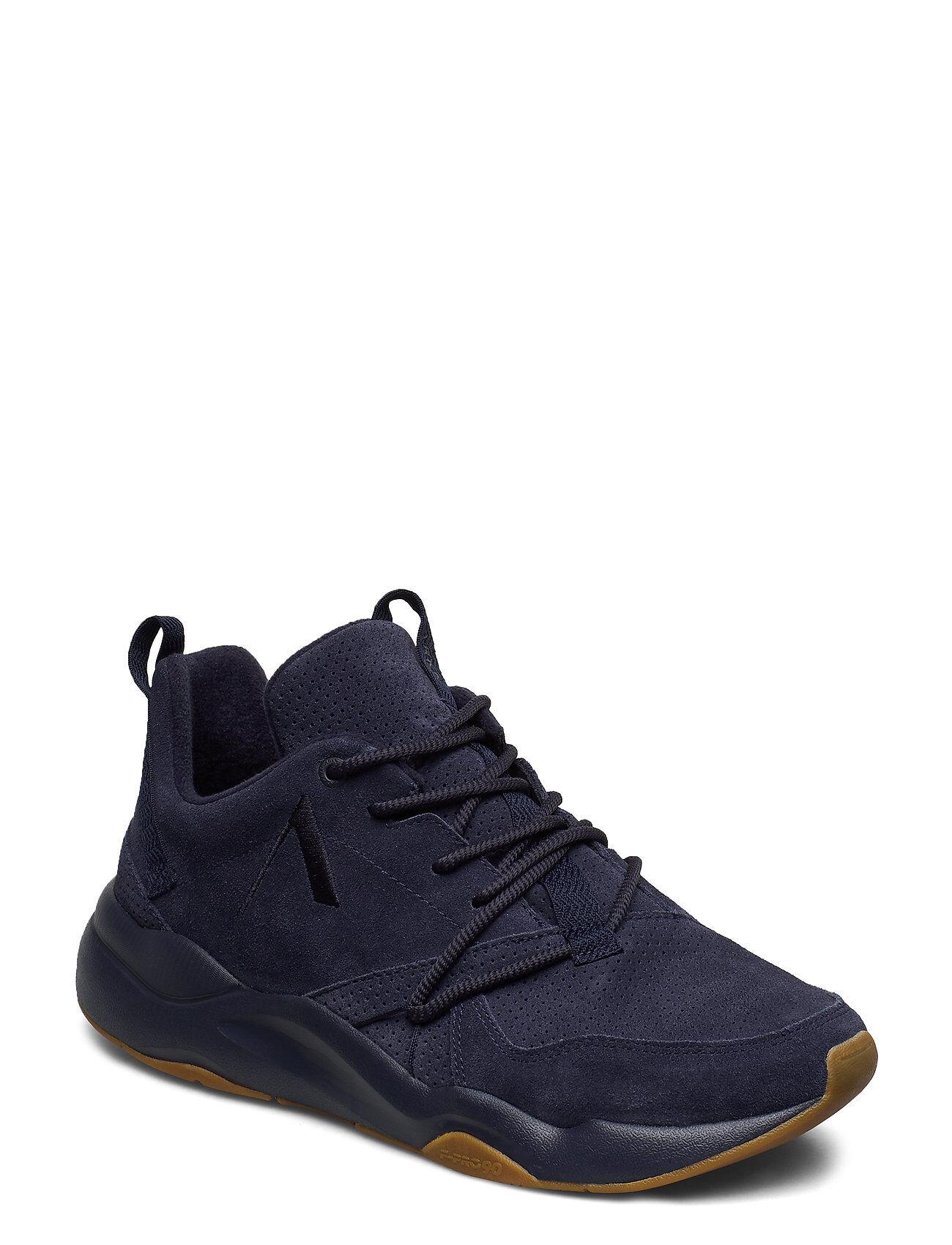 ARKK Copenhagen Asymtrix Suede 2.0 F-Pro90 Midnight Matalavartiset Sneakerit Tennarit Sininen ARKK Copenhagen