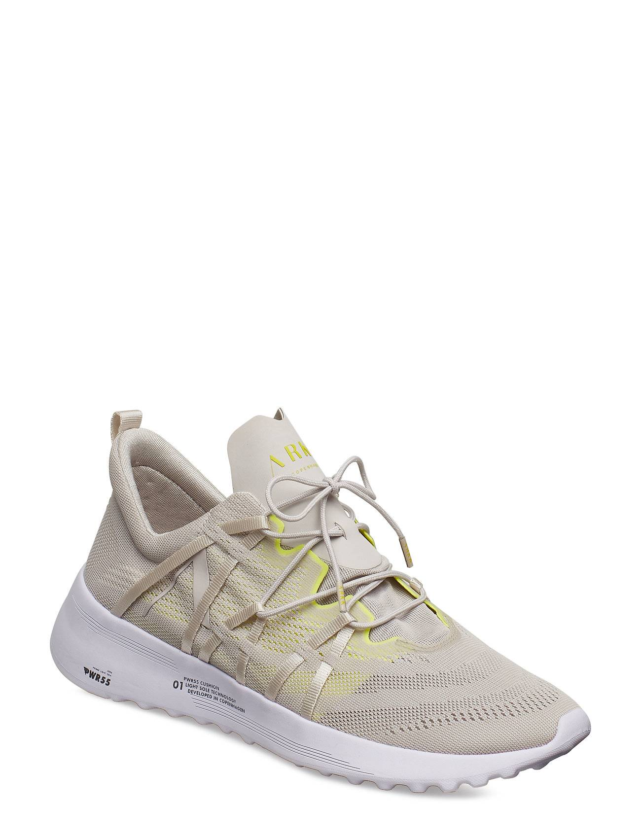ARKK Copenhagen Velcalite Cm Pwr55 Wind Grey Bright Matalavartiset Sneakerit Tennarit Harmaa ARKK Copenhagen