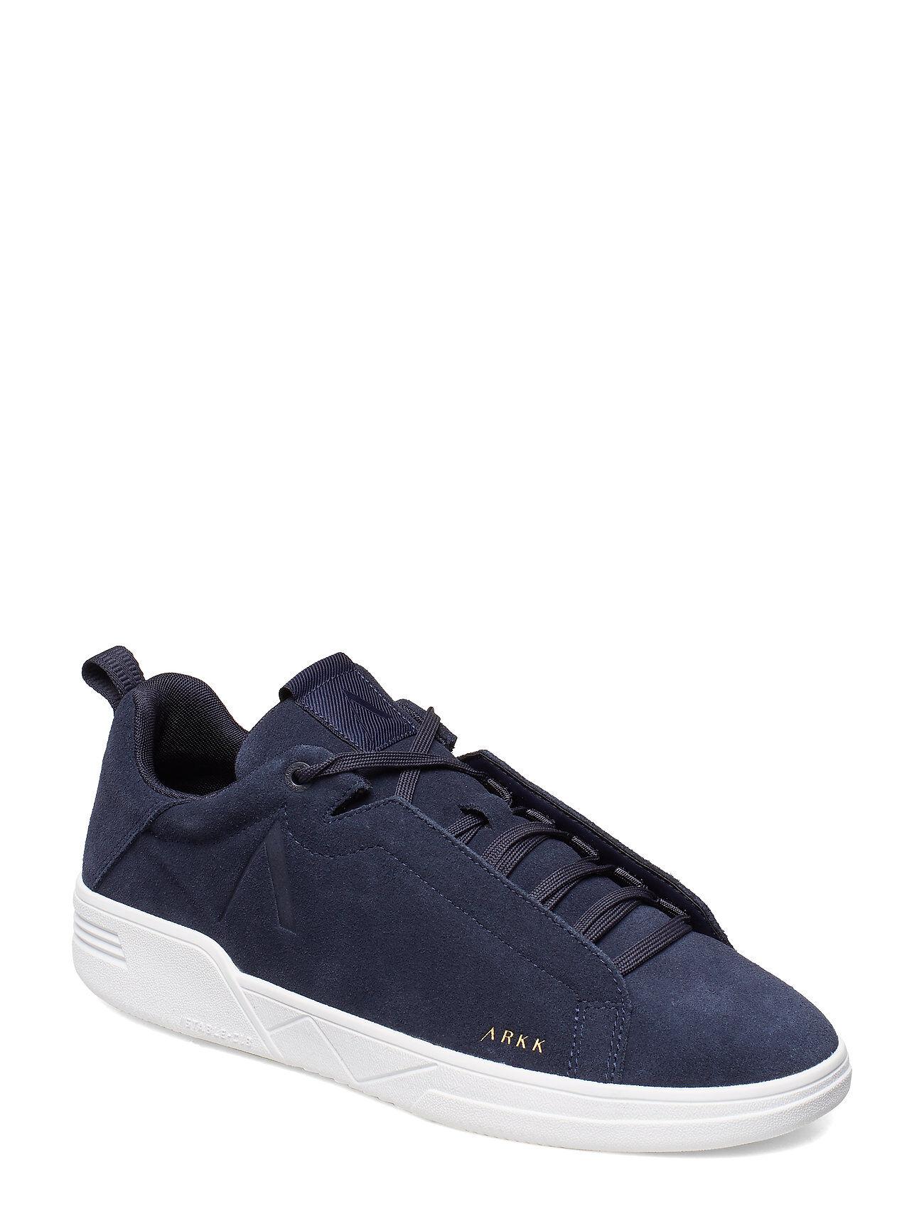 ARKK Copenhagen Uniklass Suede S-C18 Midnight - Men Matalavartiset Sneakerit Tennarit Sininen ARKK Copenhagen