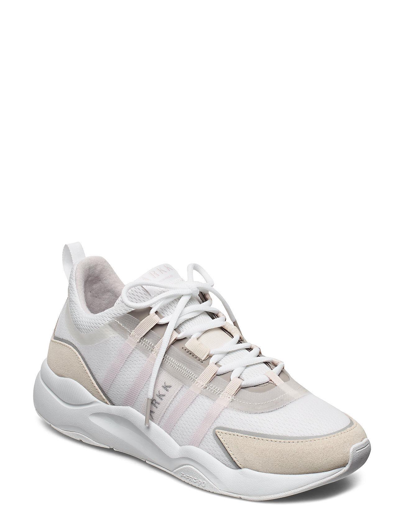 ARKK Copenhagen Lyron Mesh F-Pro90 White Satellite Matalavartiset Sneakerit Tennarit Valkoinen ARKK Copenhagen
