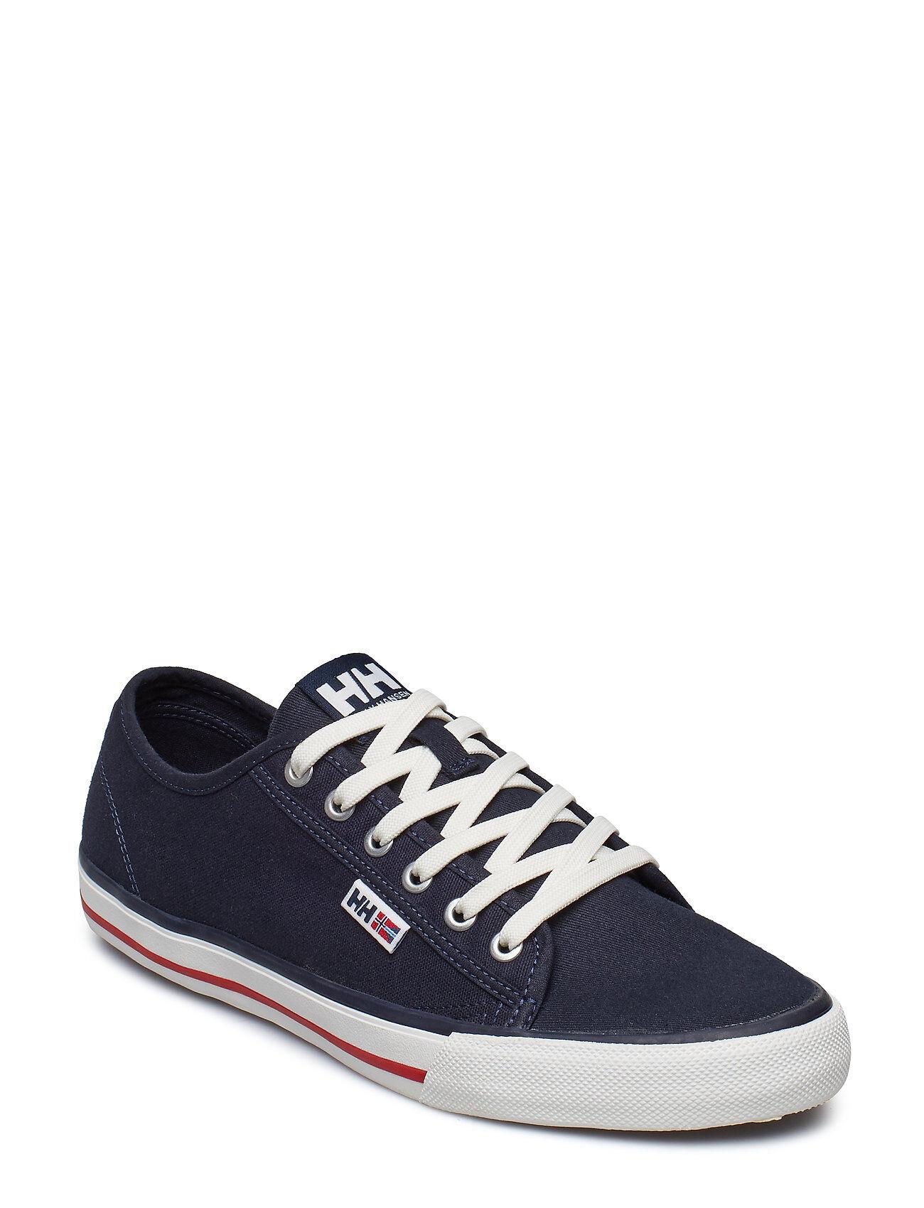 Image of Helly Hansen Fjord Canvas Shoe V2 Matalavartiset Sneakerit Tennarit Musta Helly Hansen