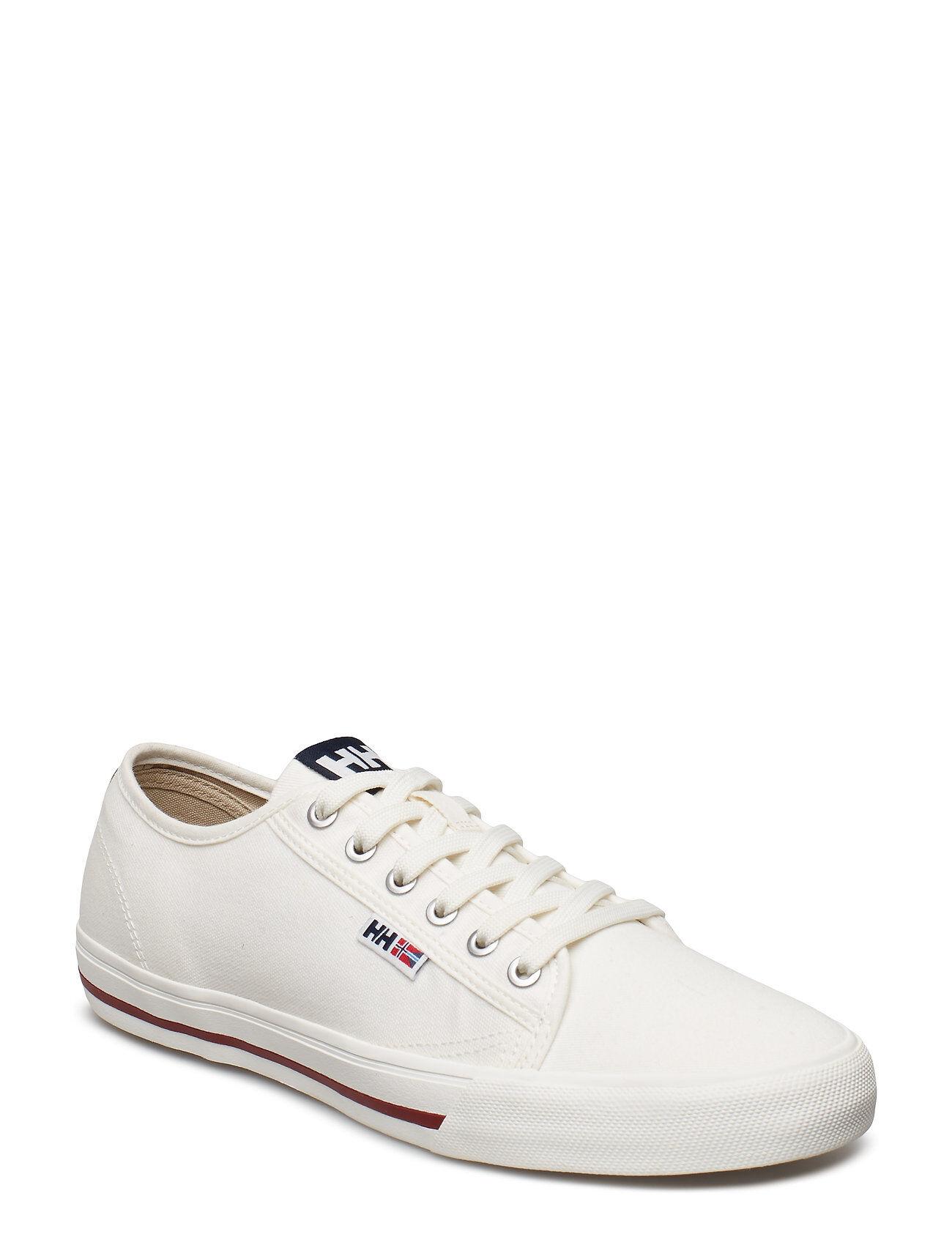 Image of Helly Hansen Fjord Canvas Shoe V2 Matalavartiset Sneakerit Tennarit Valkoinen Helly Hansen