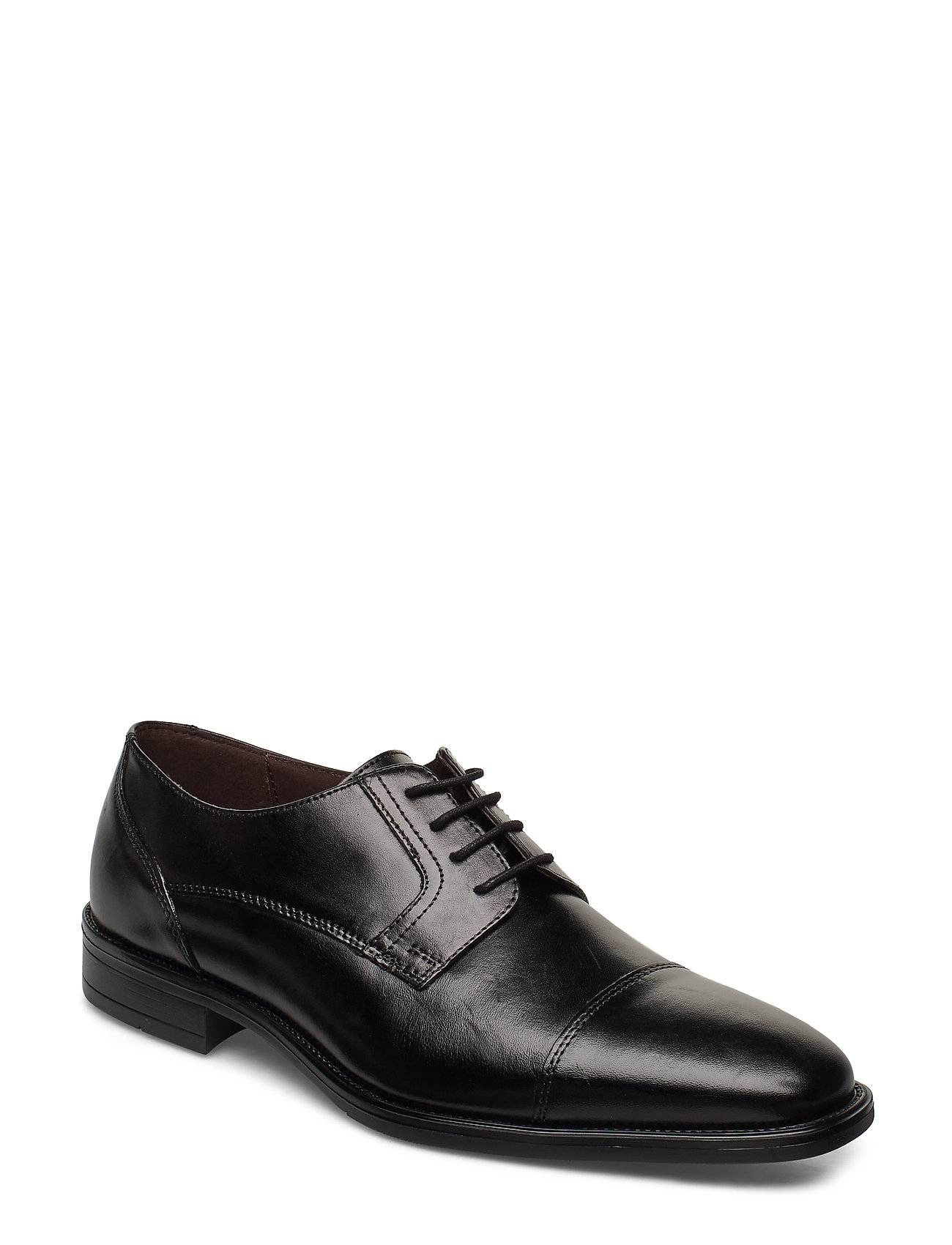 Playboy Footwear 6519 Shoes Business Laced Shoes Musta Playboy Footwear