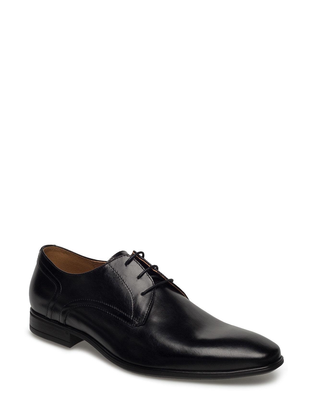 Playboy Footwear 7408 Shoes Business Laced Shoes Musta Playboy Footwear