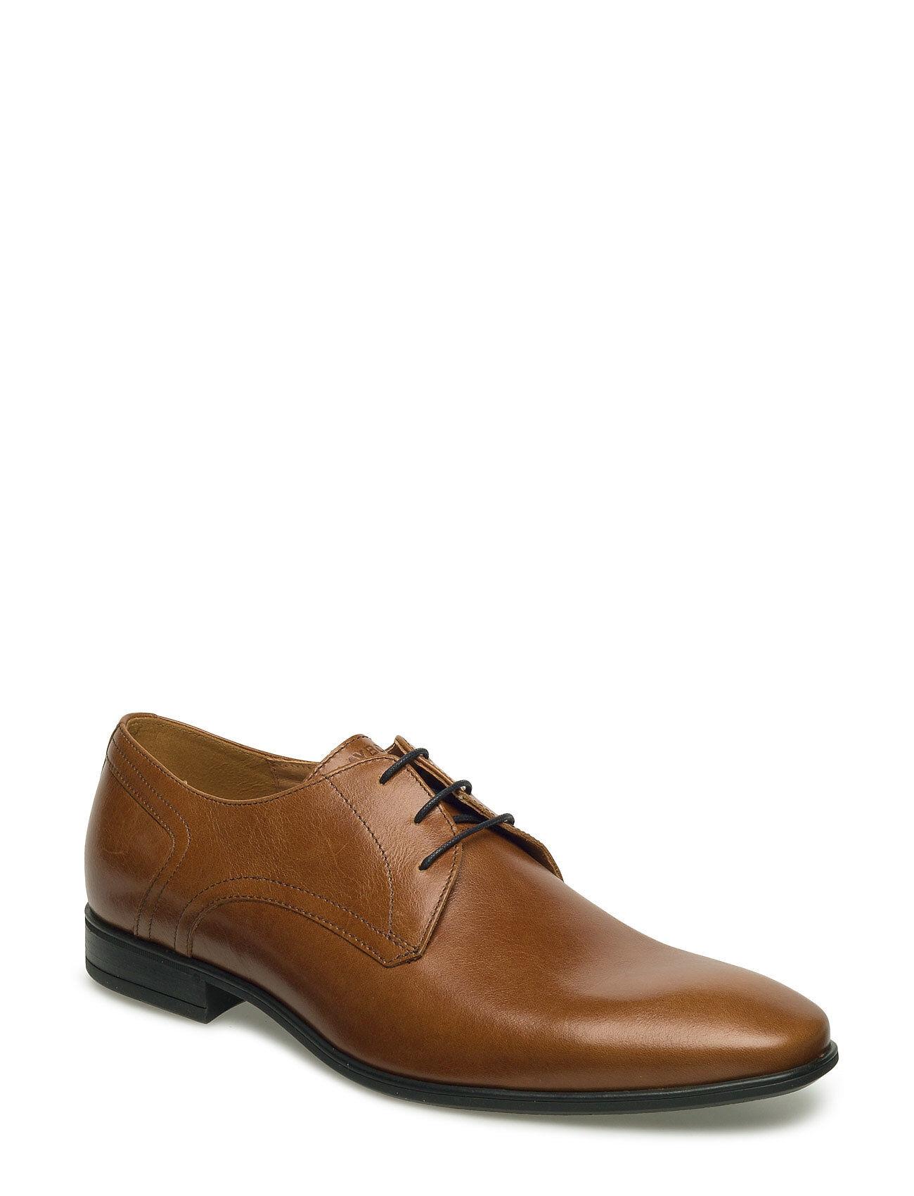 Playboy Footwear 7408 Shoes Business Laced Shoes Ruskea Playboy Footwear