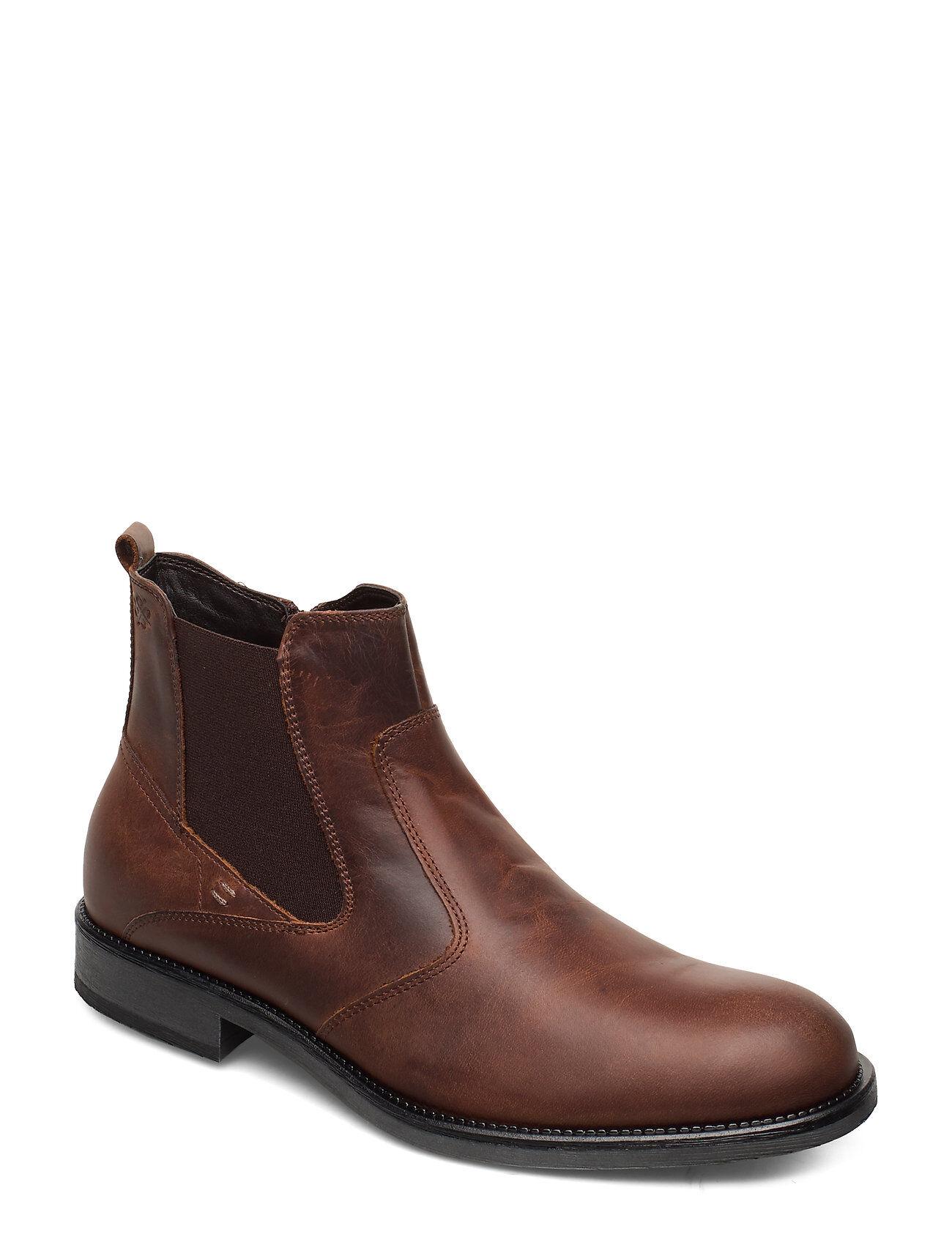 Playboy Footwear 7751 Shoes Chelsea Boots Ruskea Playboy Footwear