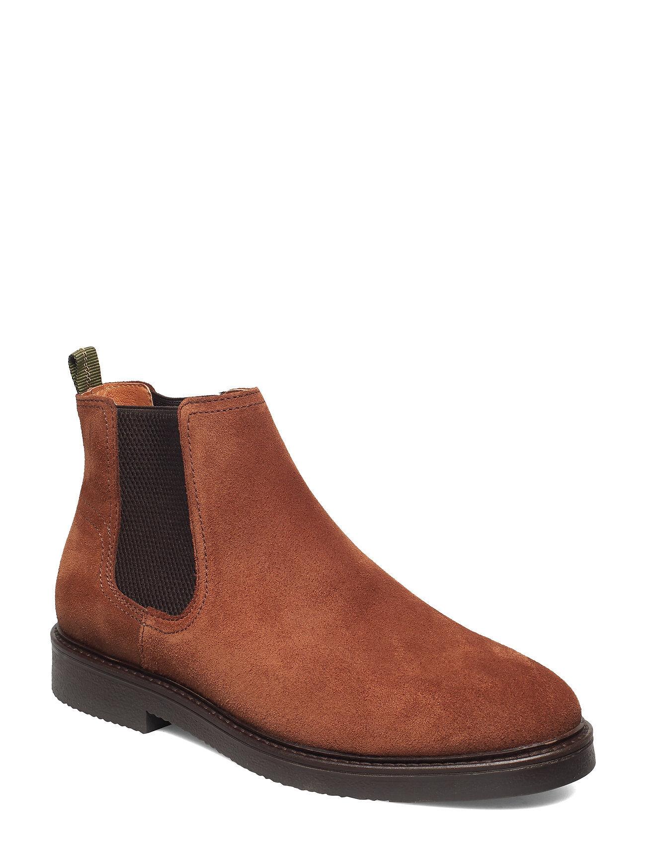 Playboy Footwear Redmond Shoes Chelsea Boots Ruskea Playboy Footwear