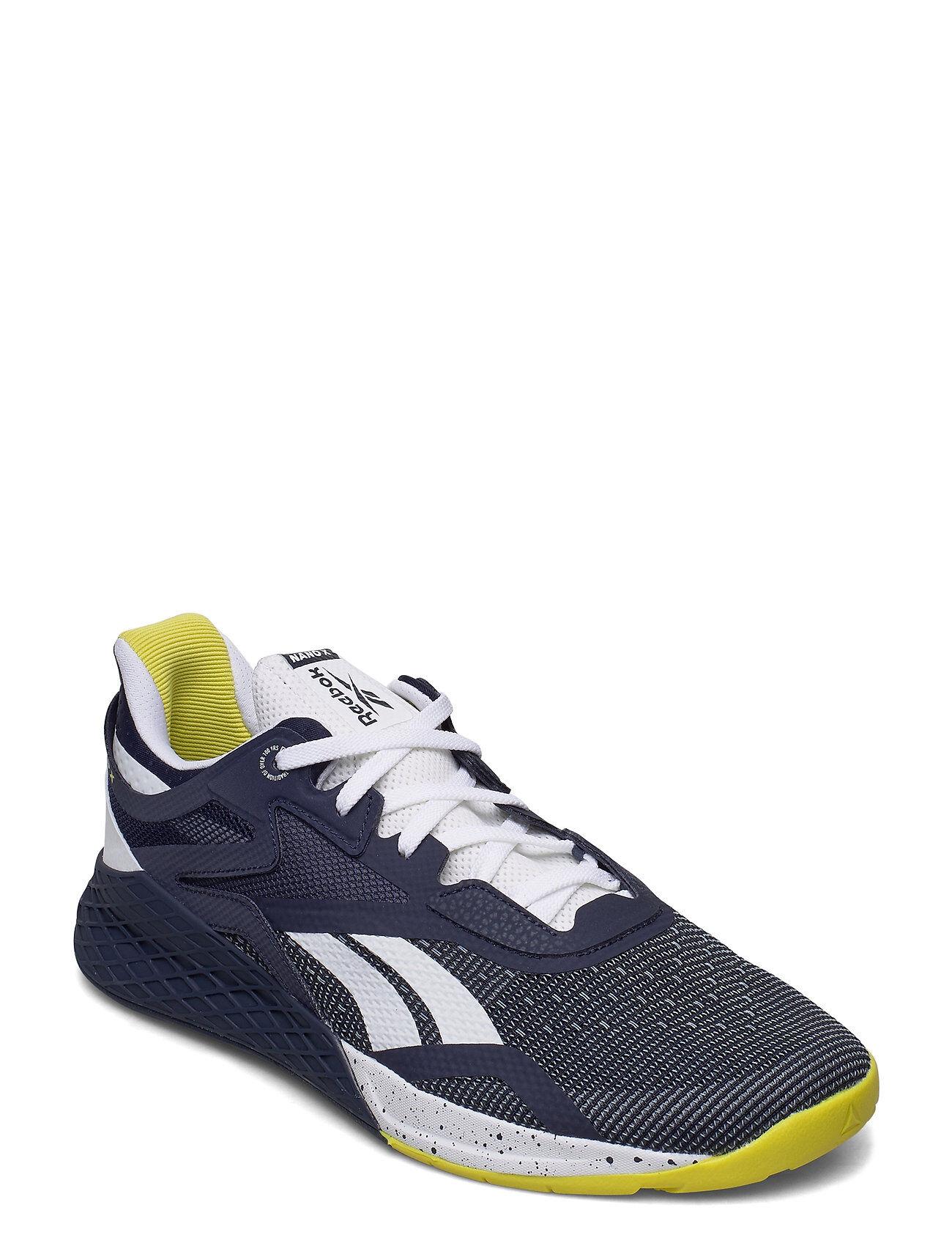 Reebok Performance Reebok Nano X Shoes Sport Shoes Training Shoes- Golf/tennis/fitness Sininen Reebok Performance