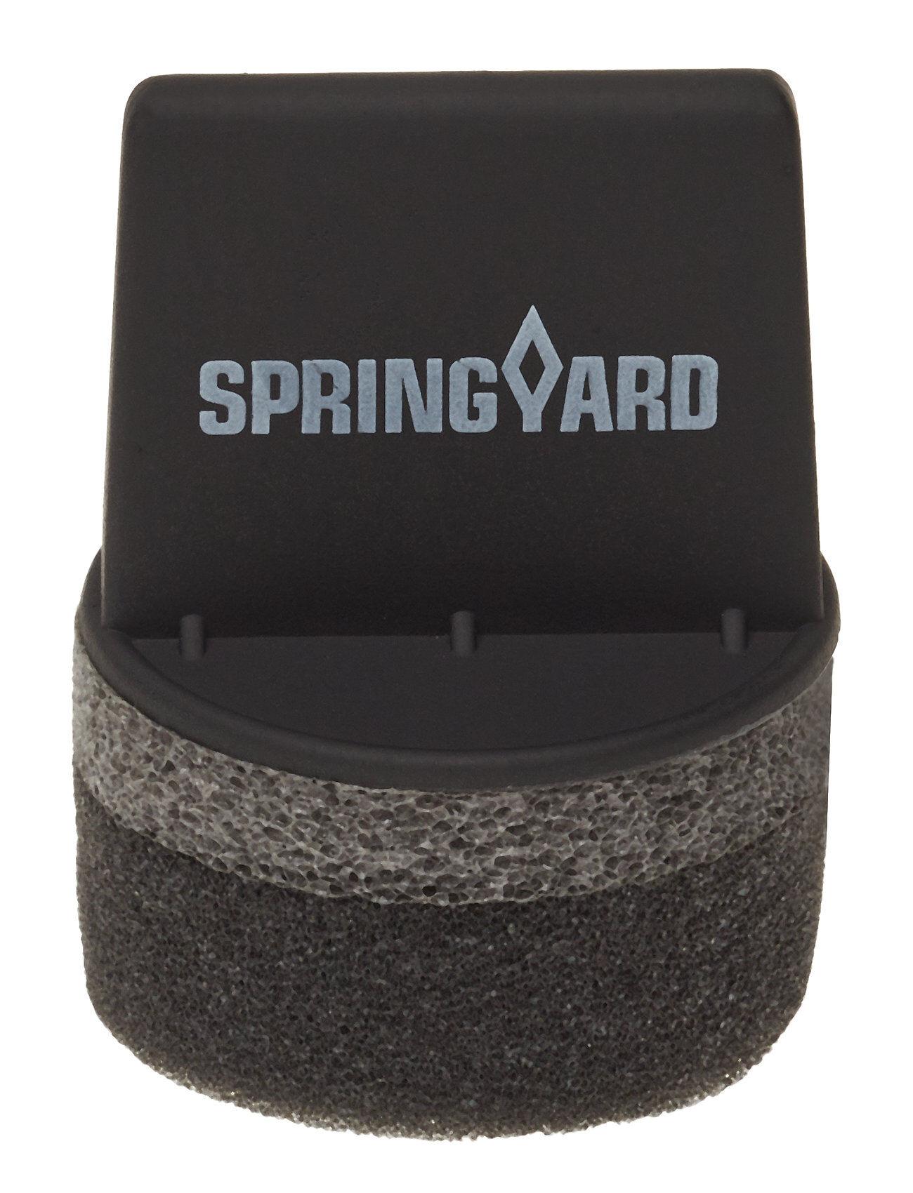 Springyard Applicator Kenkienhoito Musta Springyard