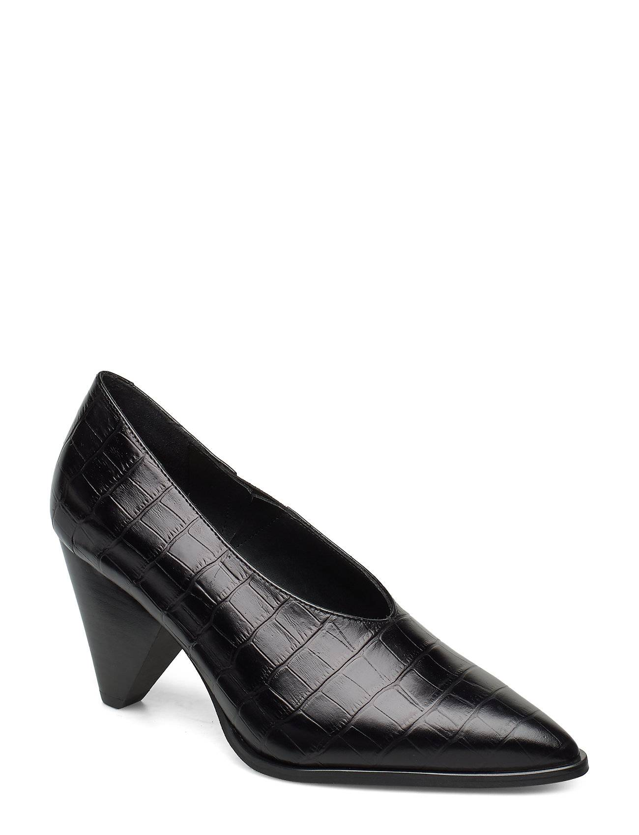 ANNY NORD Roach Killer Shoes Heels Pumps Classic Musta ANNY NORD