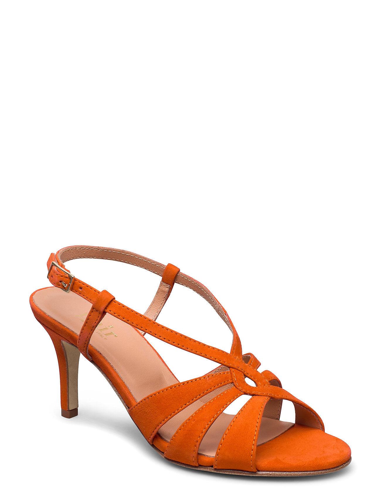 Apair Dance Sandal Heelstring Korolliset Sandaalit Oranssi Apair
