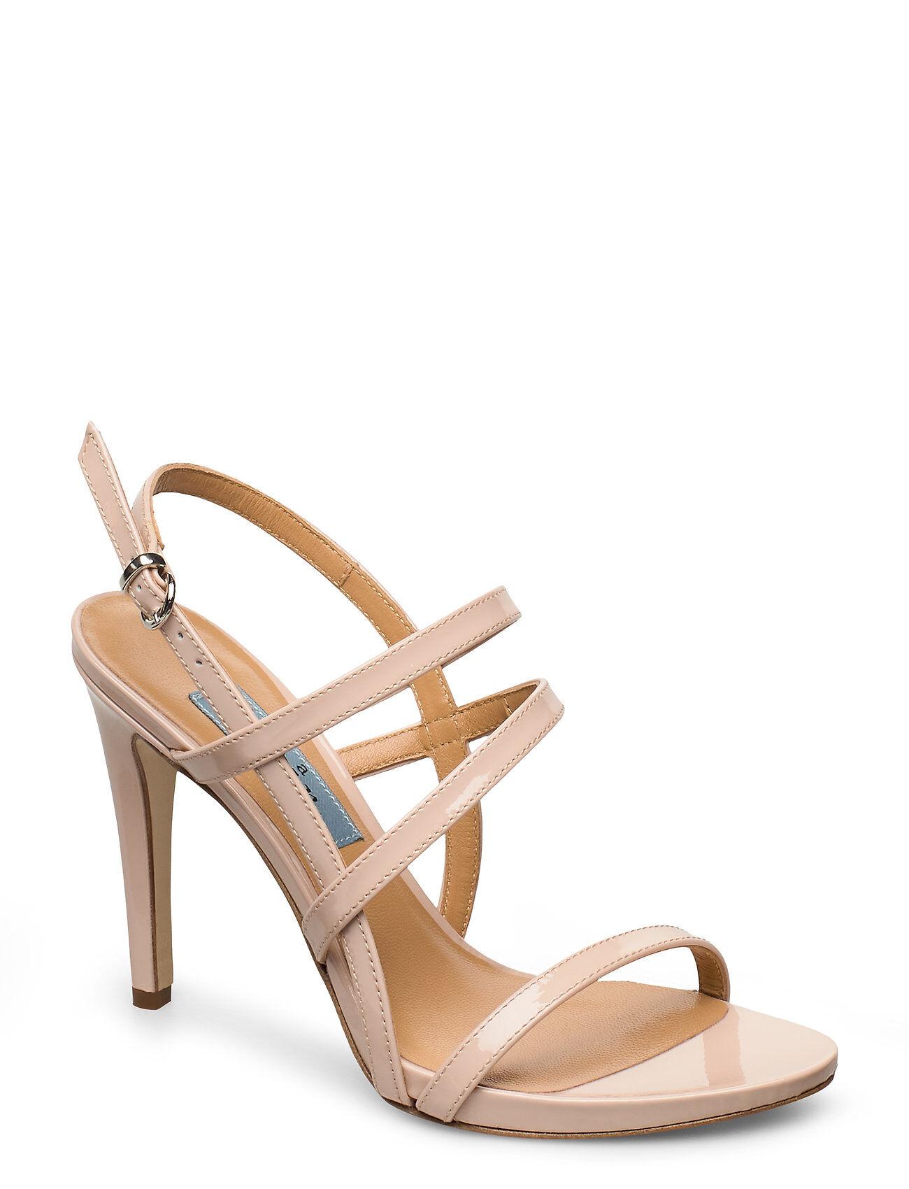 Apair String Sandal High Korolliset Sandaalit Beige Apair