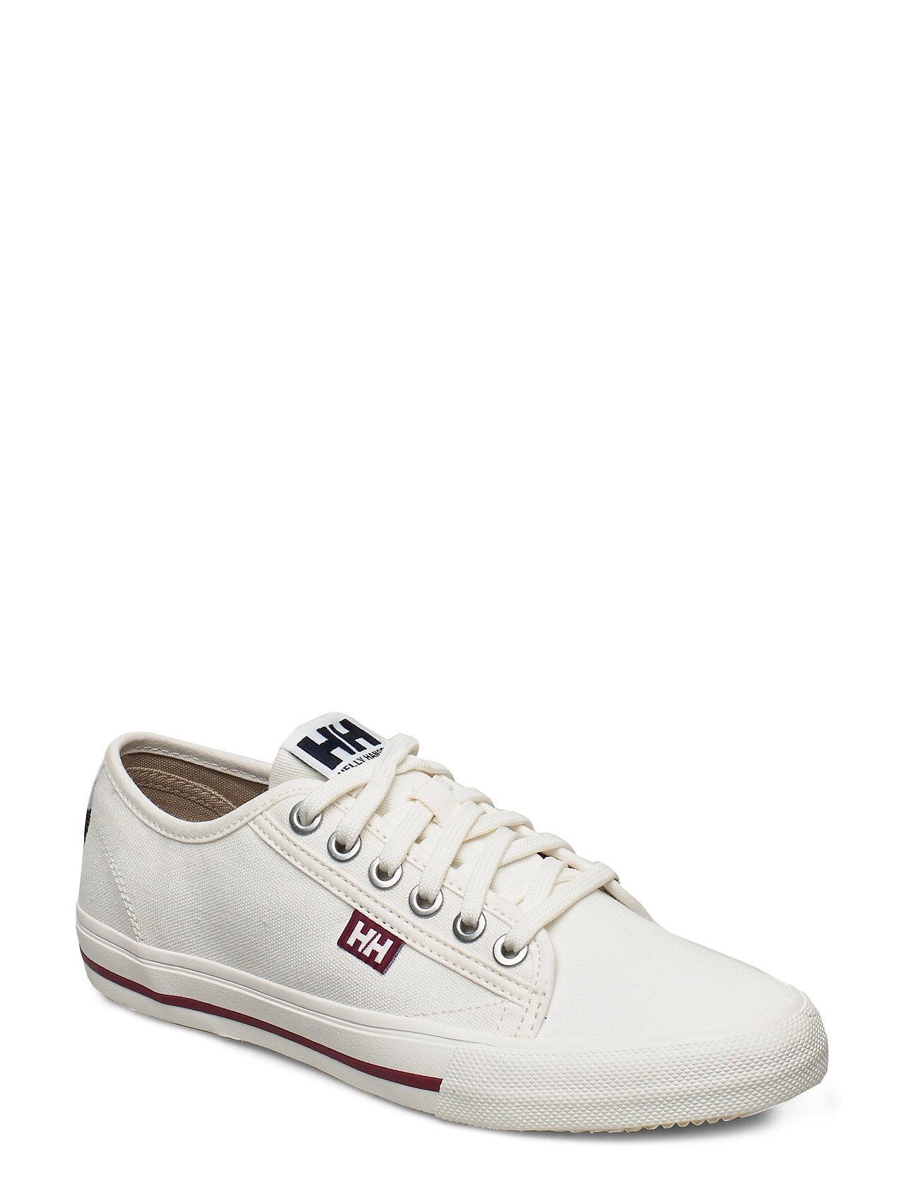 Image of Helly Hansen W Fjord Canvas Shoe V2 Matalavartiset Sneakerit Tennarit Valkoinen Helly Hansen