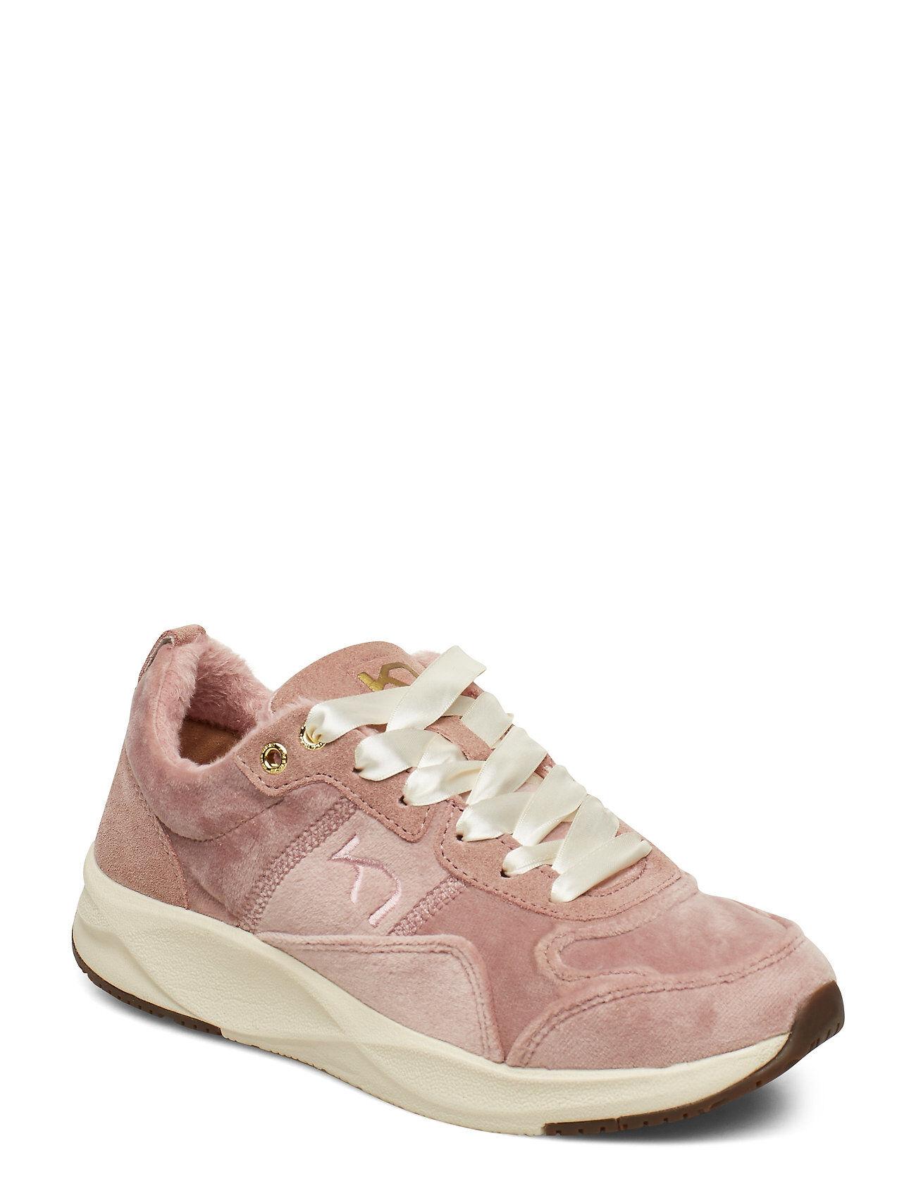Kari Traa Trinn Vt Matalavartiset Sneakerit Tennarit Vaaleanpunainen
