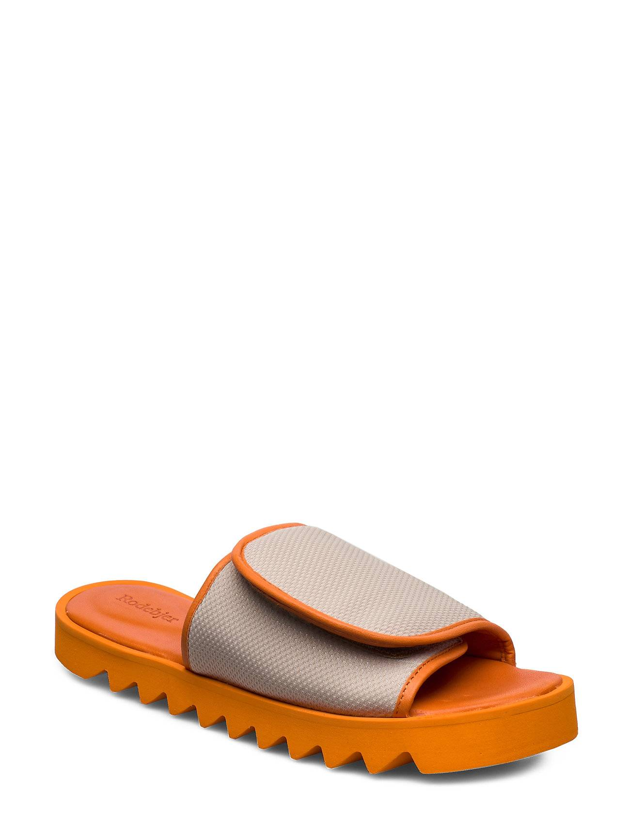 Rodebjer Micki Shoes Summer Shoes Flat Sandals Oranssi RODEBJER