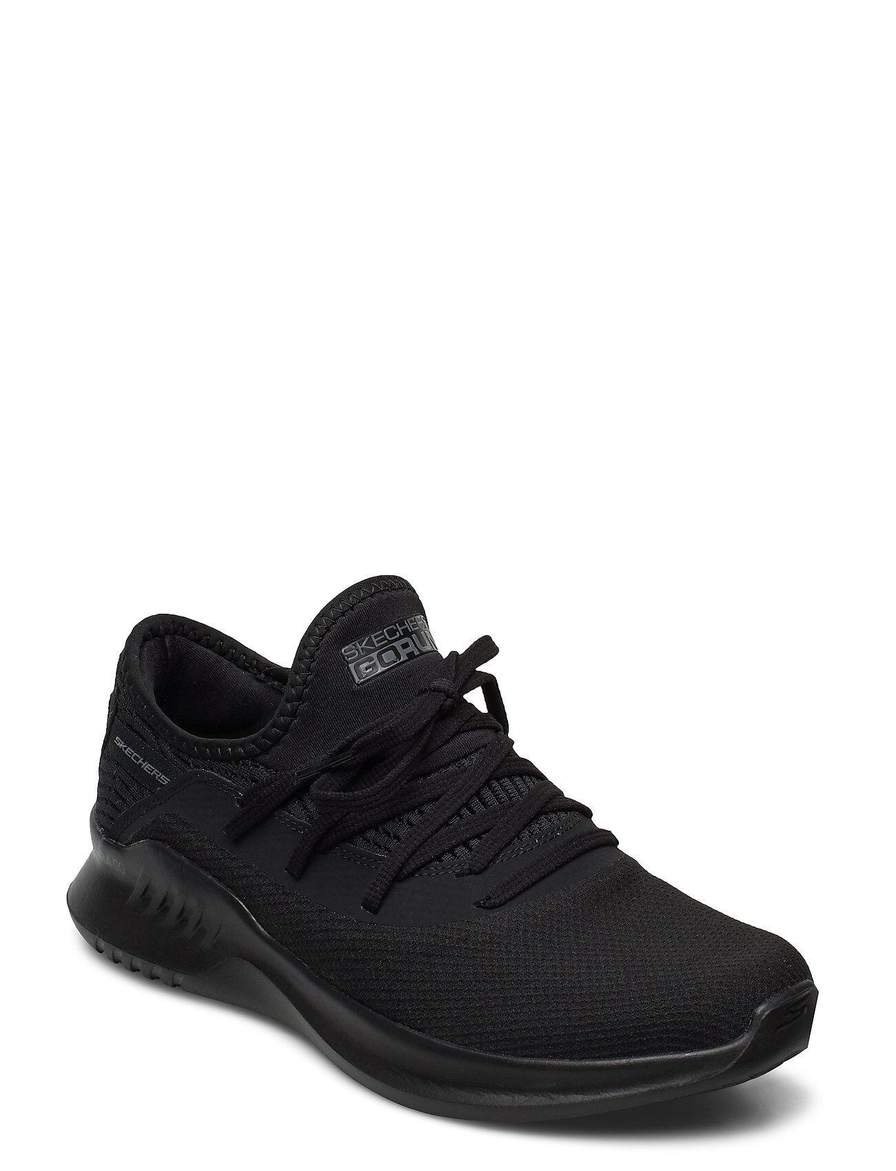 Skechers Womens Go Run Mojo 2.0 Matalavartiset Sneakerit Tennarit Musta Skechers