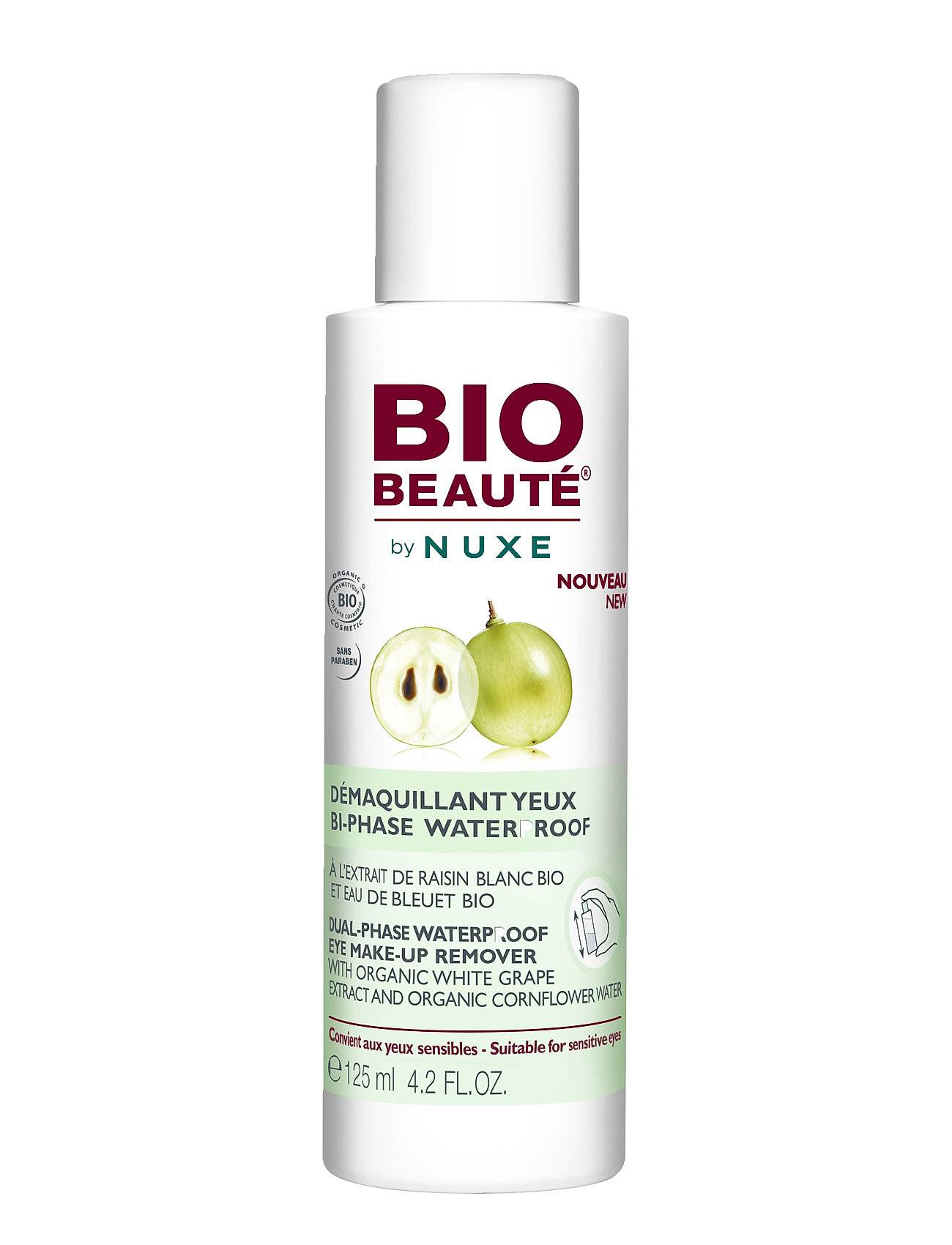 Bio-Beauté by NUXE Cleansing Eye Make-Up Remover Meikinpoisto Nude Bio-Beauté By NUXE