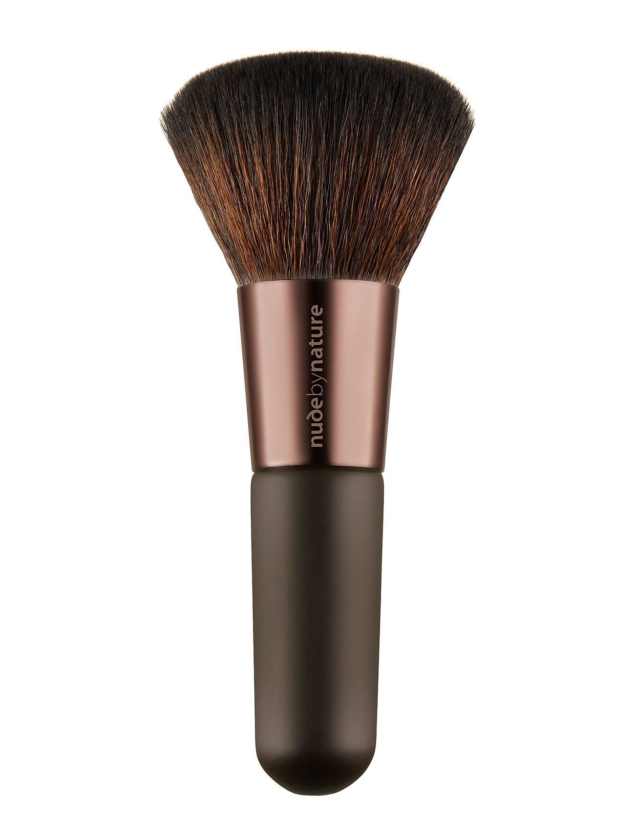 Nude by Nature Brushes 03 Flawlessbrush Beauty WOMEN Makeup Makeup Brushes Face Brushes Nude Nude By Nature