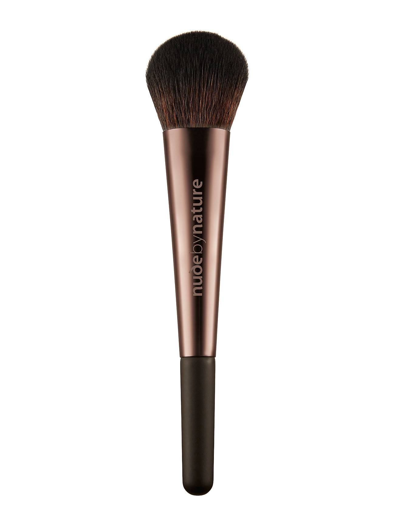 Nude by Nature Brushes 04 Contour Brush Beauty WOMEN Makeup Makeup Brushes Face Brushes Nude Nude By Nature