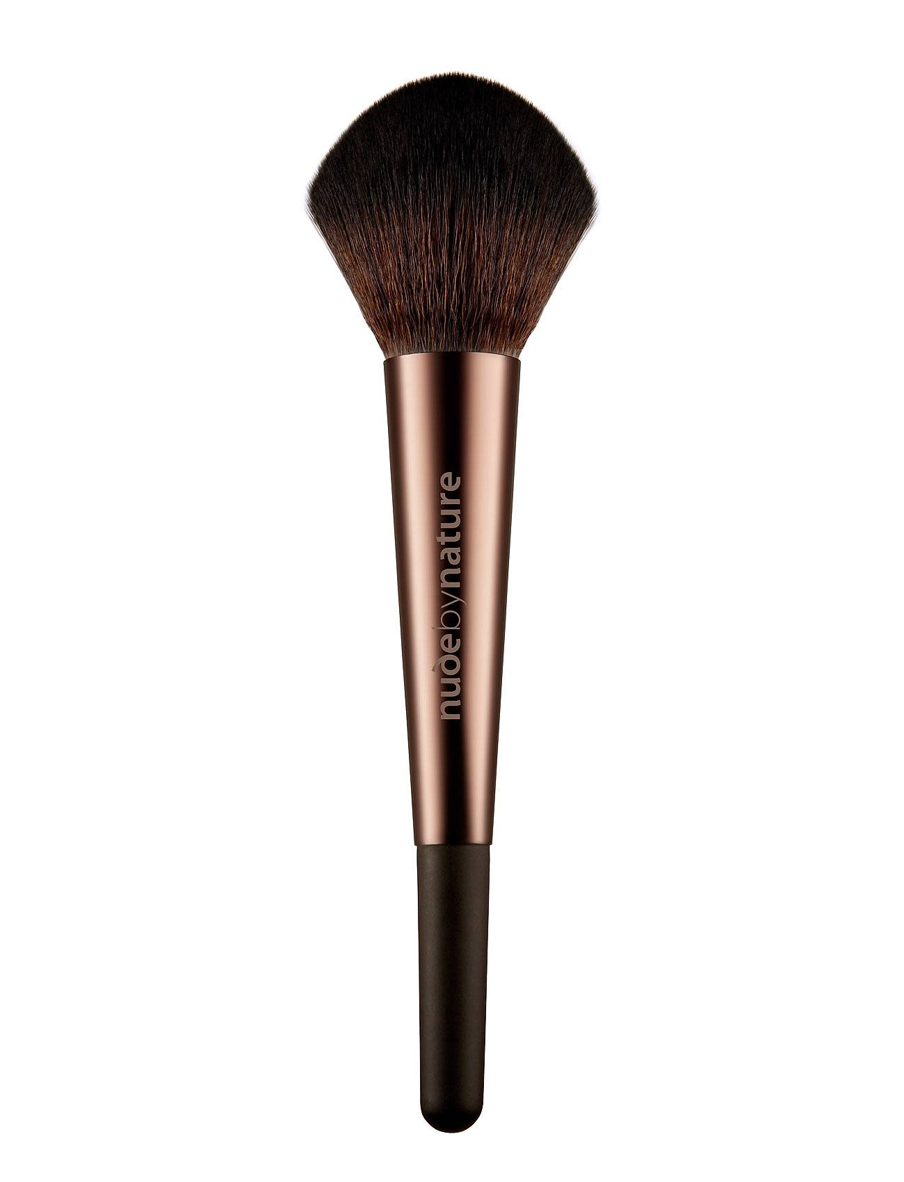 Nude by Nature Brushes 05 Finishingbrush Beauty WOMEN Makeup Makeup Brushes Face Brushes Nude Nude By Nature