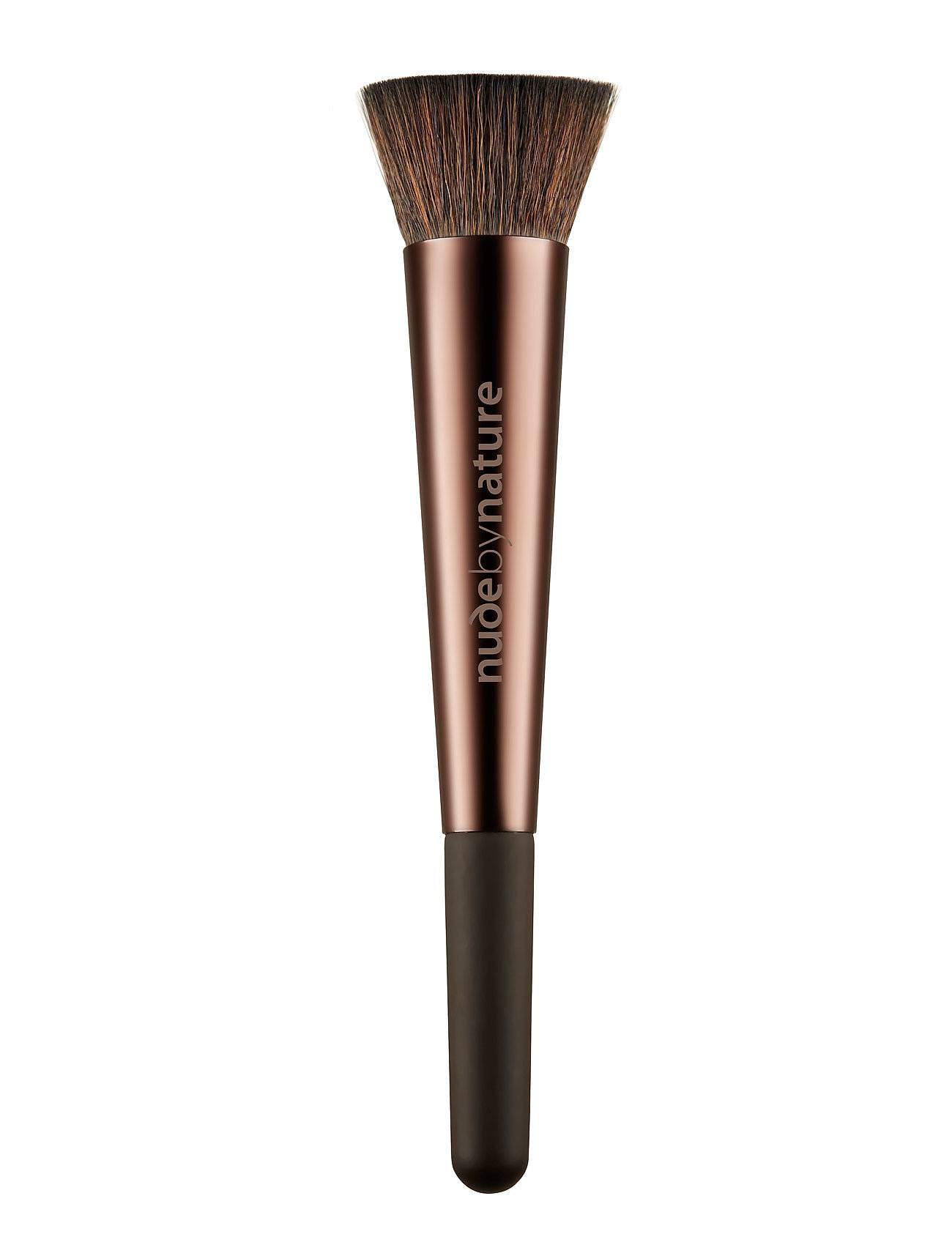 Nude by Nature Brushes 08 Buffing Brush Beauty WOMEN Makeup Makeup Brushes Face Brushes Nude Nude By Nature