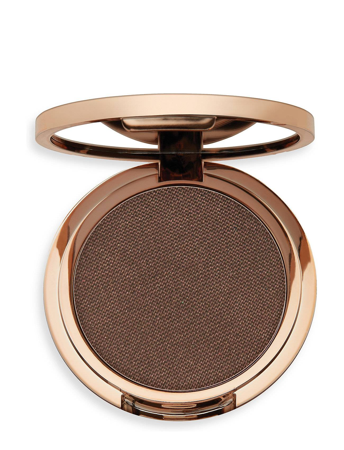 Nude by Nature Pressed Eyeshadow 02st Beauty WOMEN Makeup Eyes Eyeshadow - Not Palettes Ruskea Nude By Nature